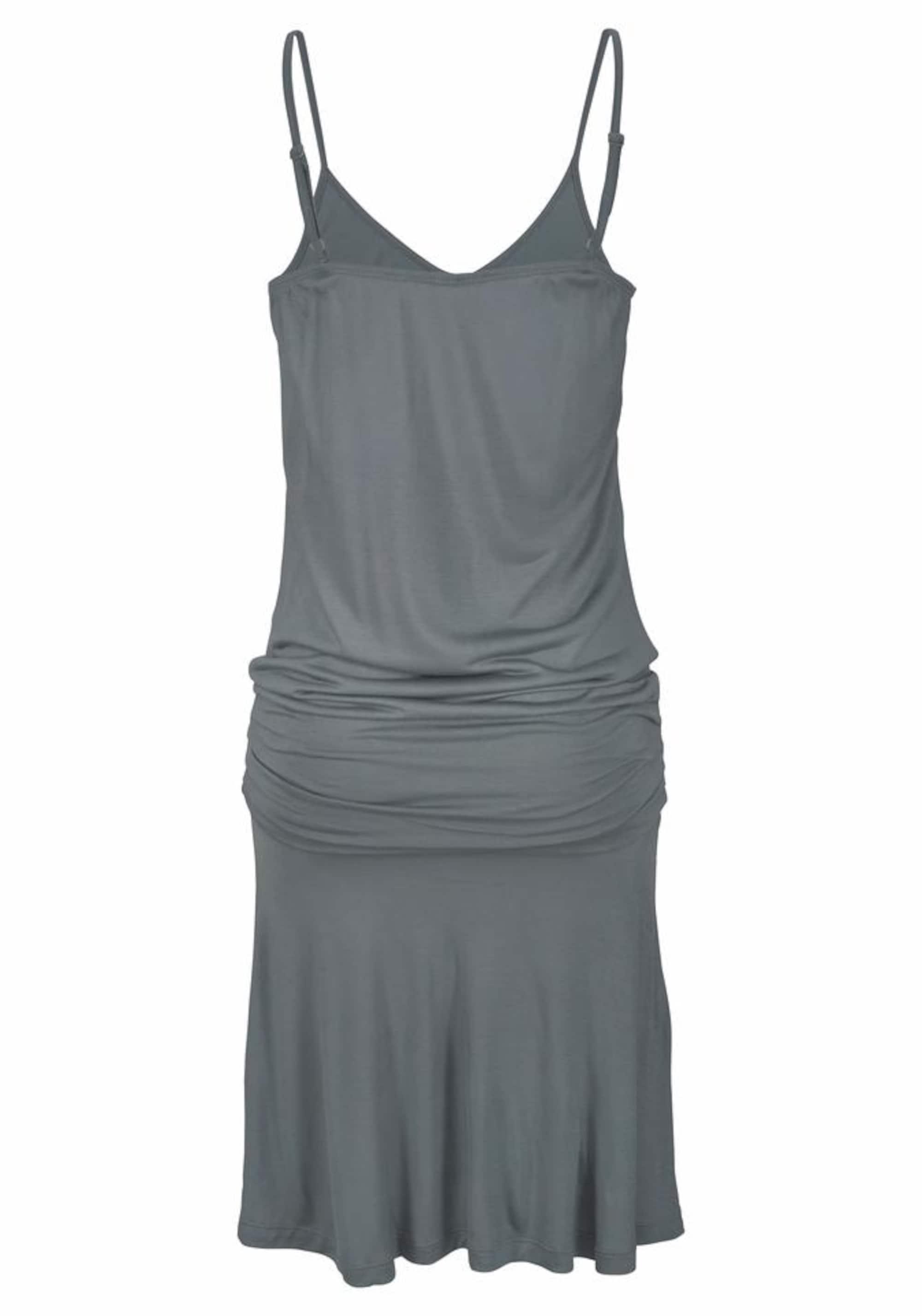 LASCANA Sukienka plażowa  szary