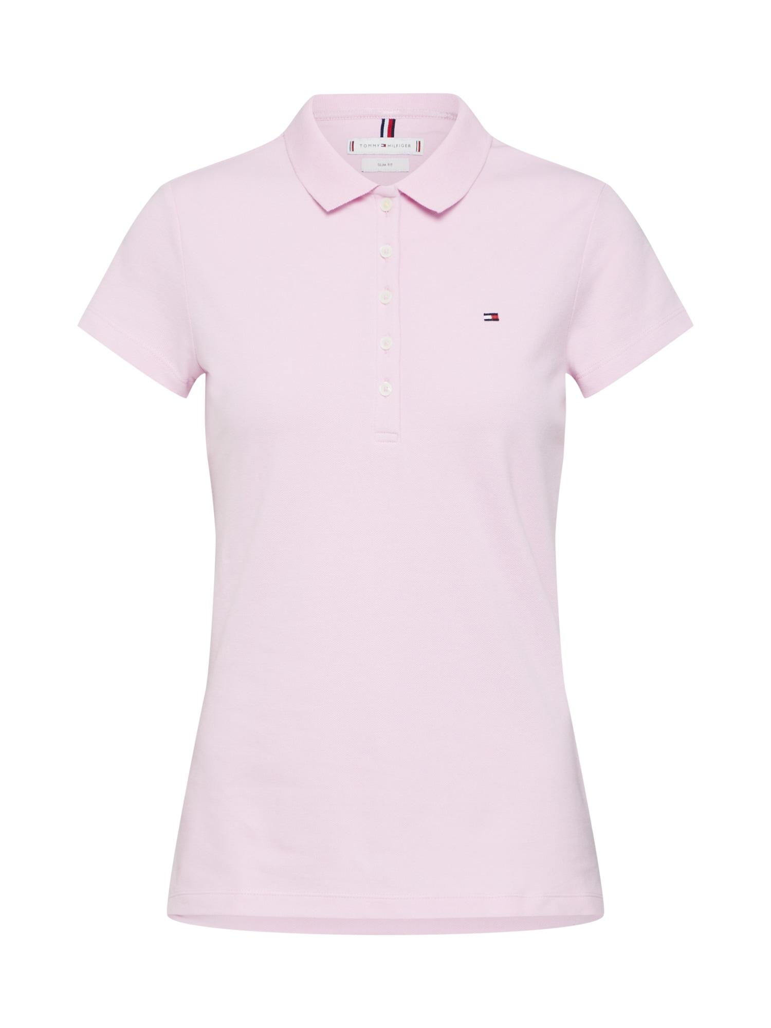 Tričko NEW CHIARA pink TOMMY HILFIGER