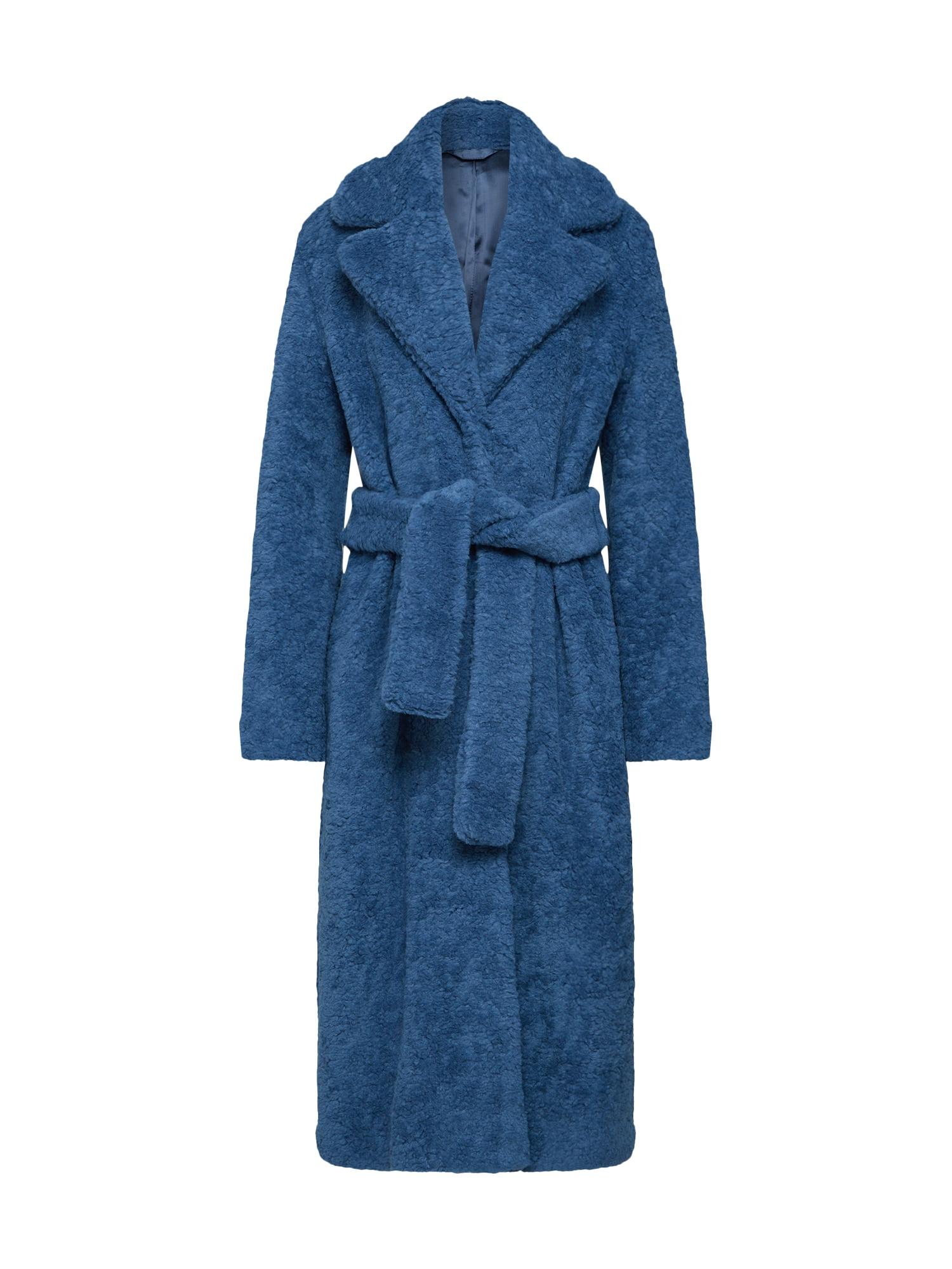 Zimní kabát modrá Samsoe & Samsoe