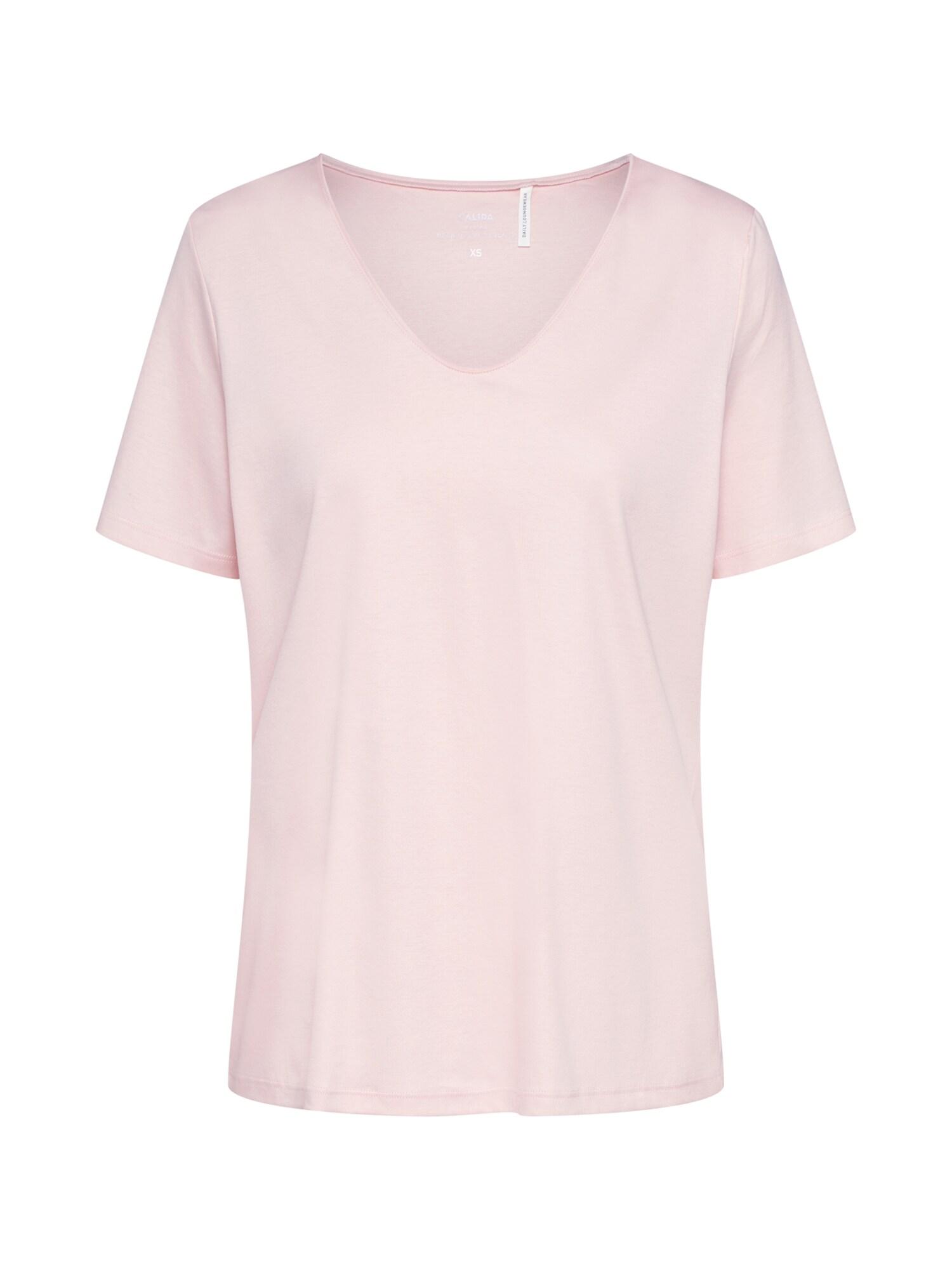 Tričko na spaní Favourites Trend 1 broskvová CALIDA