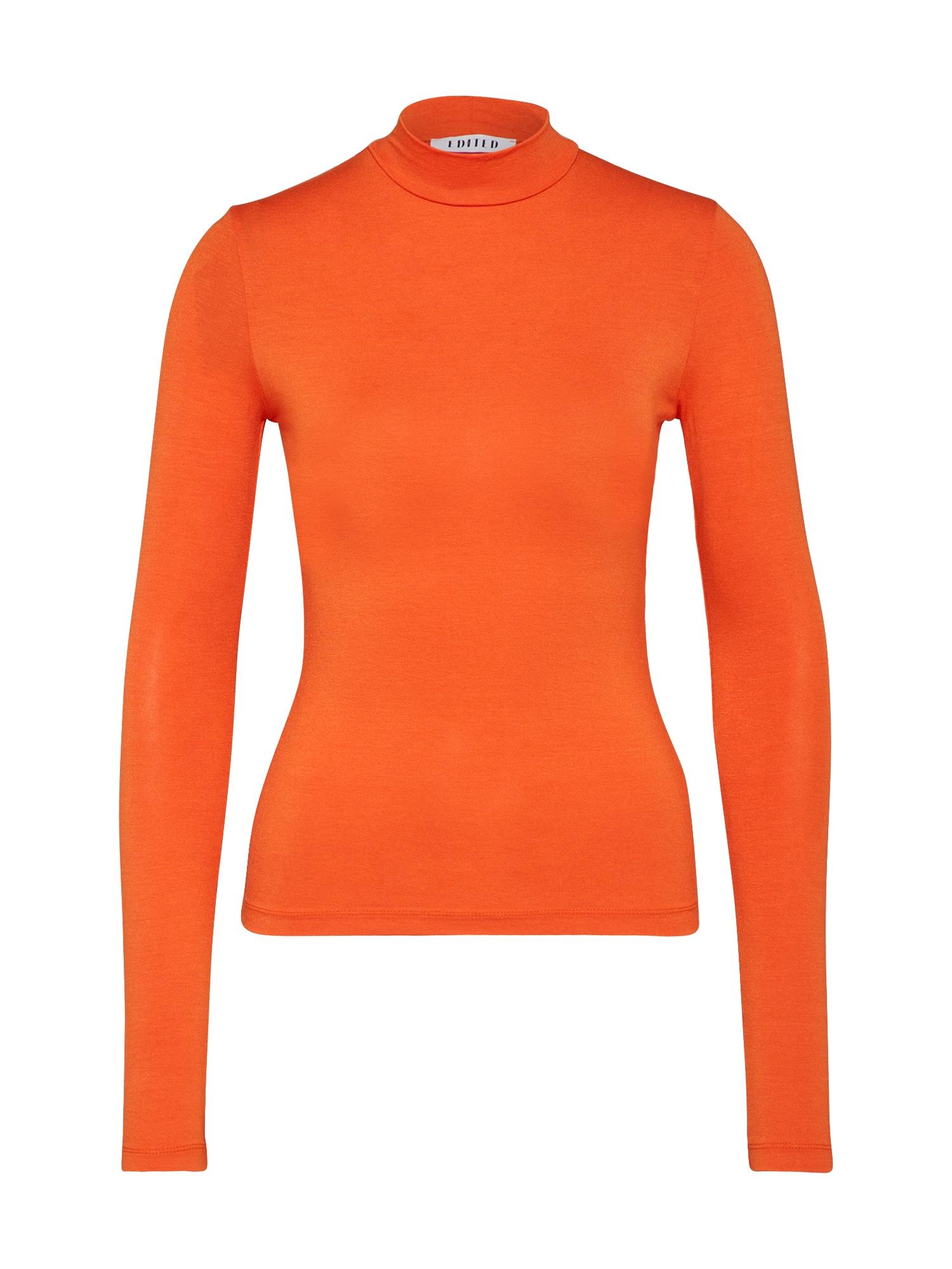 Tričko Marille tmavě oranžová EDITED