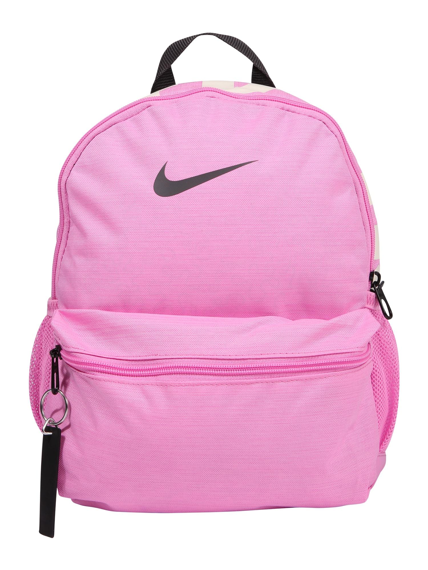 Nike Sportswear Batoh 'Nike Brasilia JDI'  oranžová / ružová / biela