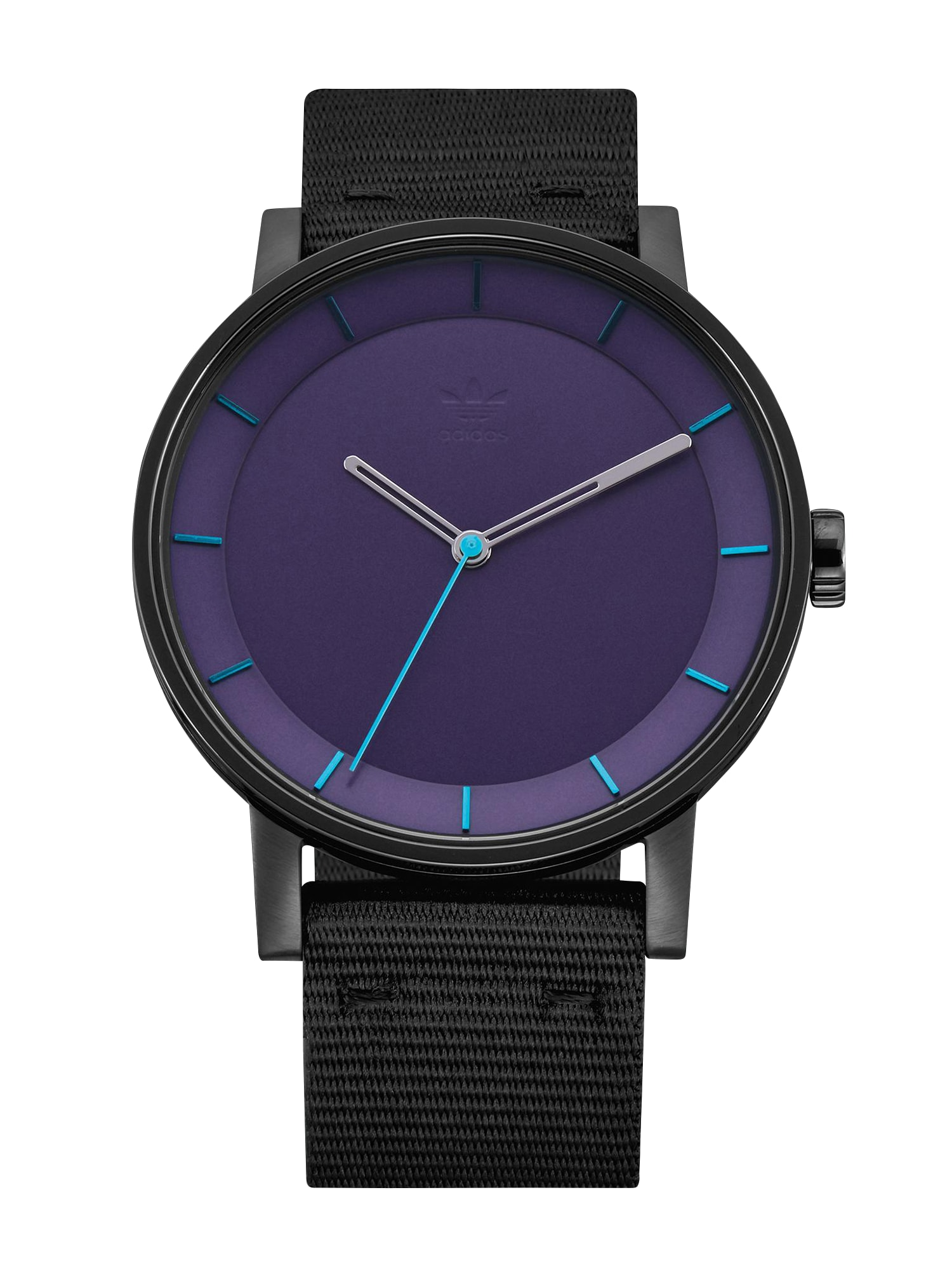 Analogové hodinky District_W1 tmavě modrá ADIDAS ORIGINALS