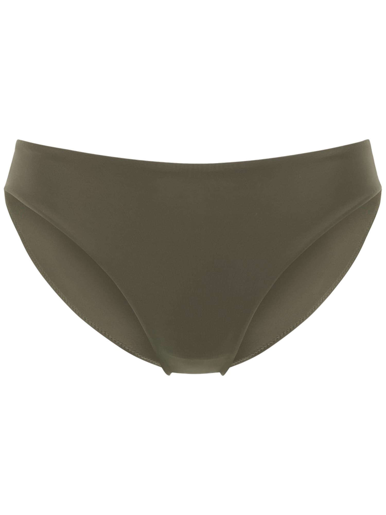 Kalhotky Contour Minislip khaki PALMERS