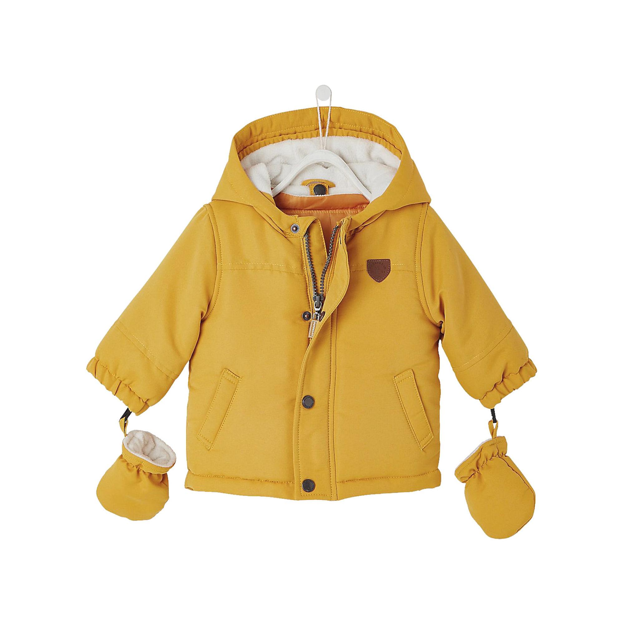 Baby Set 2 in1 Winterjacke für Jungen