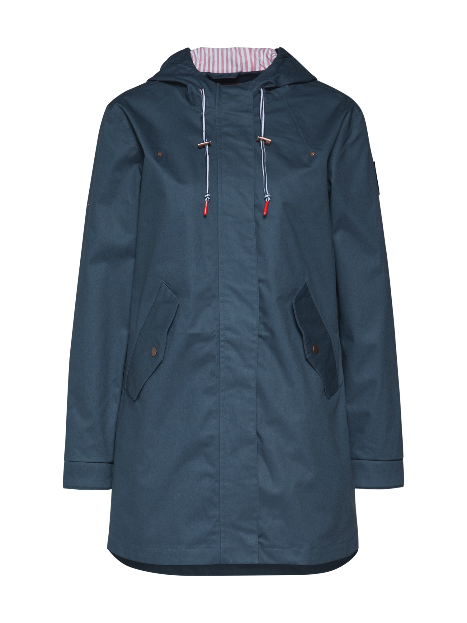 Přechodný kabát Summer VILLE námořnická modř Derbe