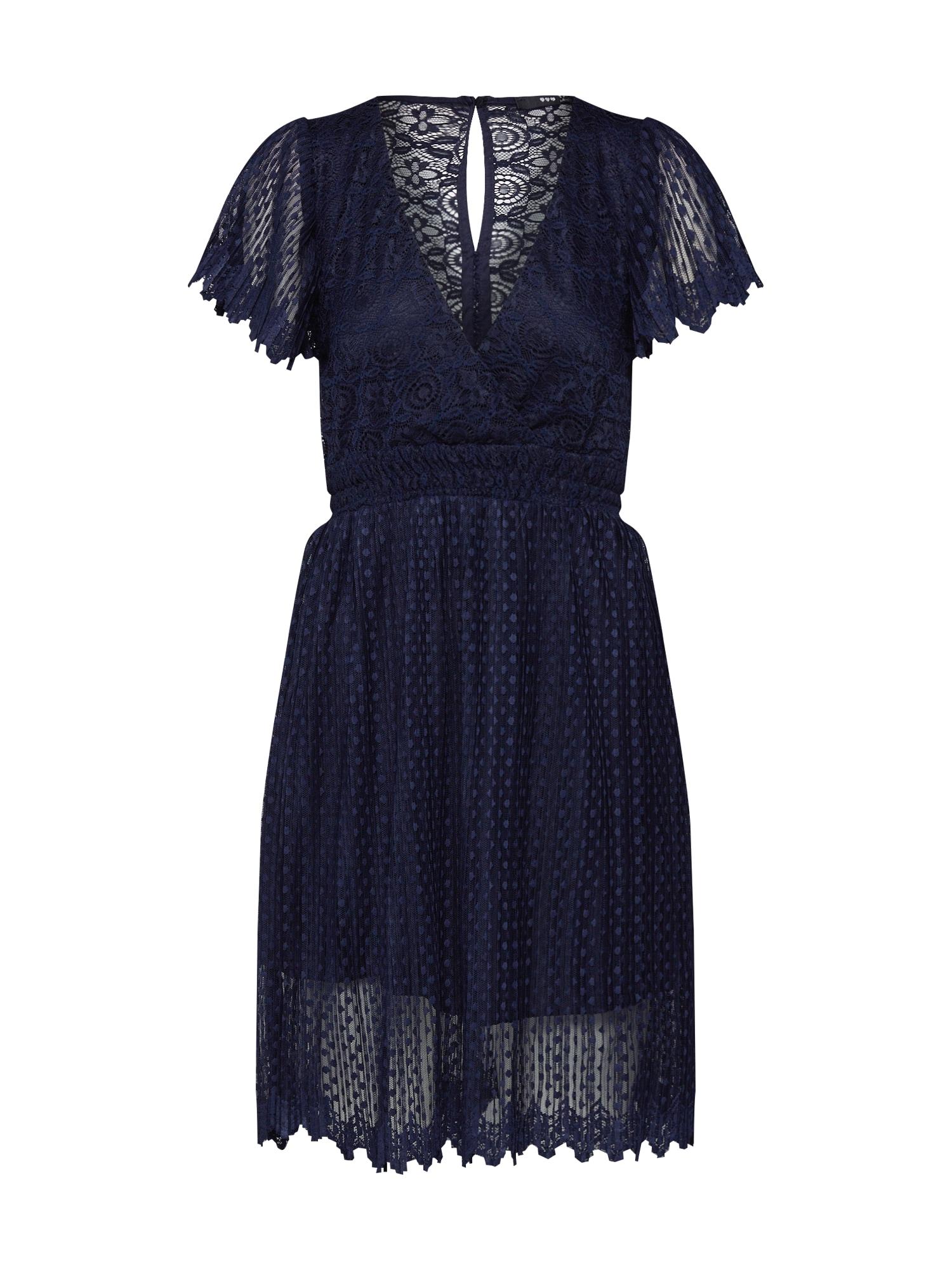 Šaty SIMI noční modrá TFNC