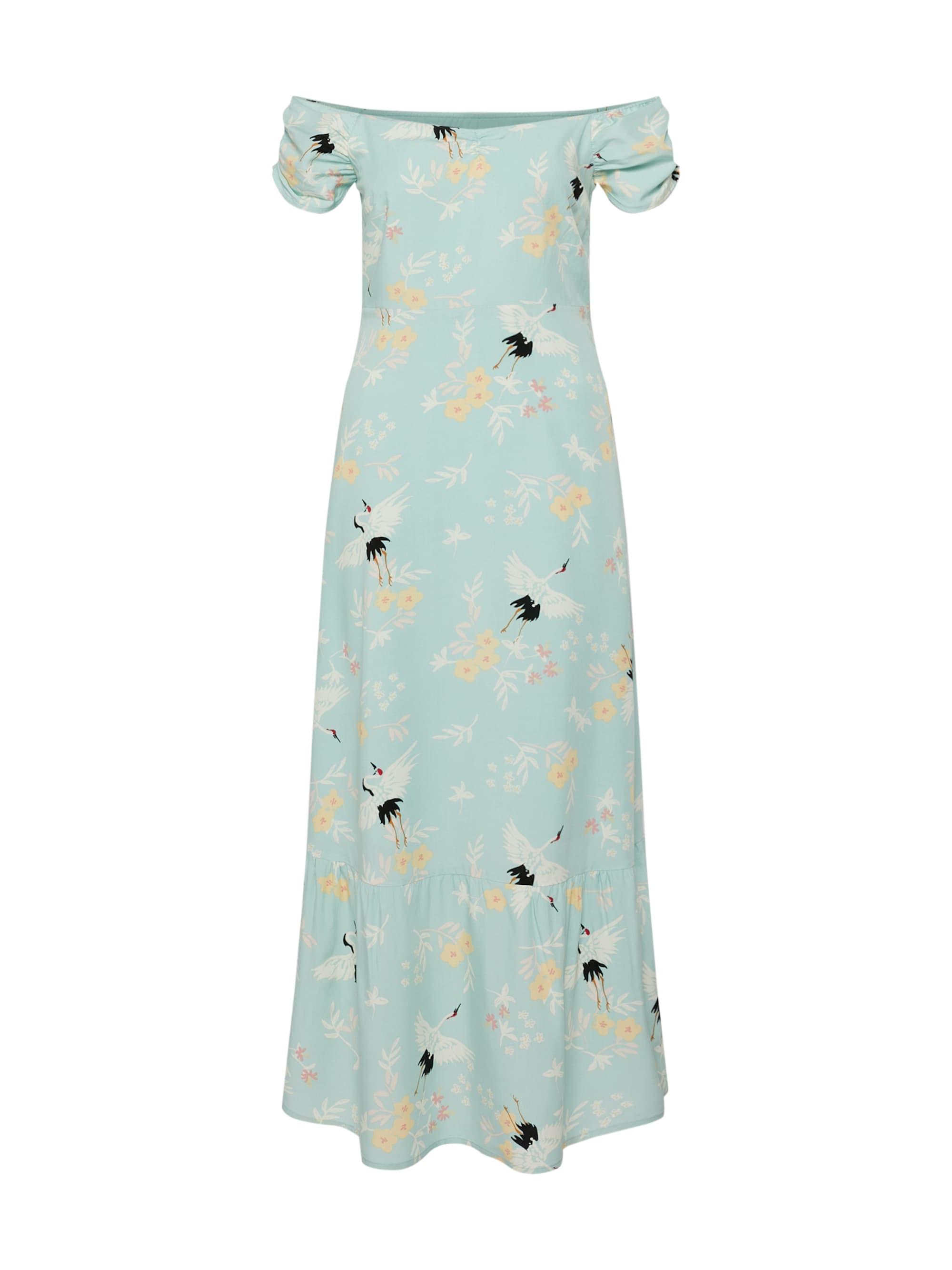 Kleid ´gathered sleeve detail dress´