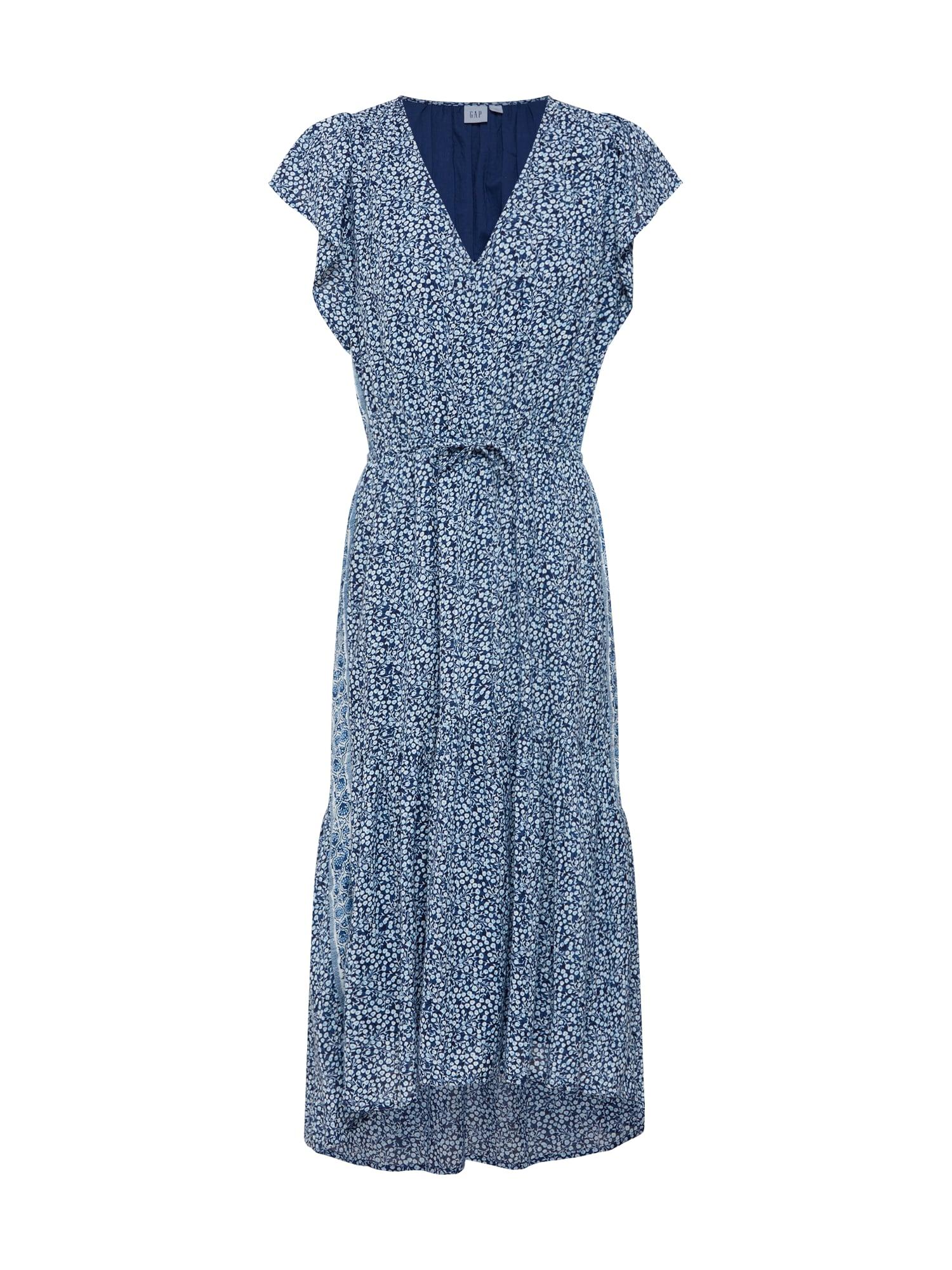 Šaty modrá GAP