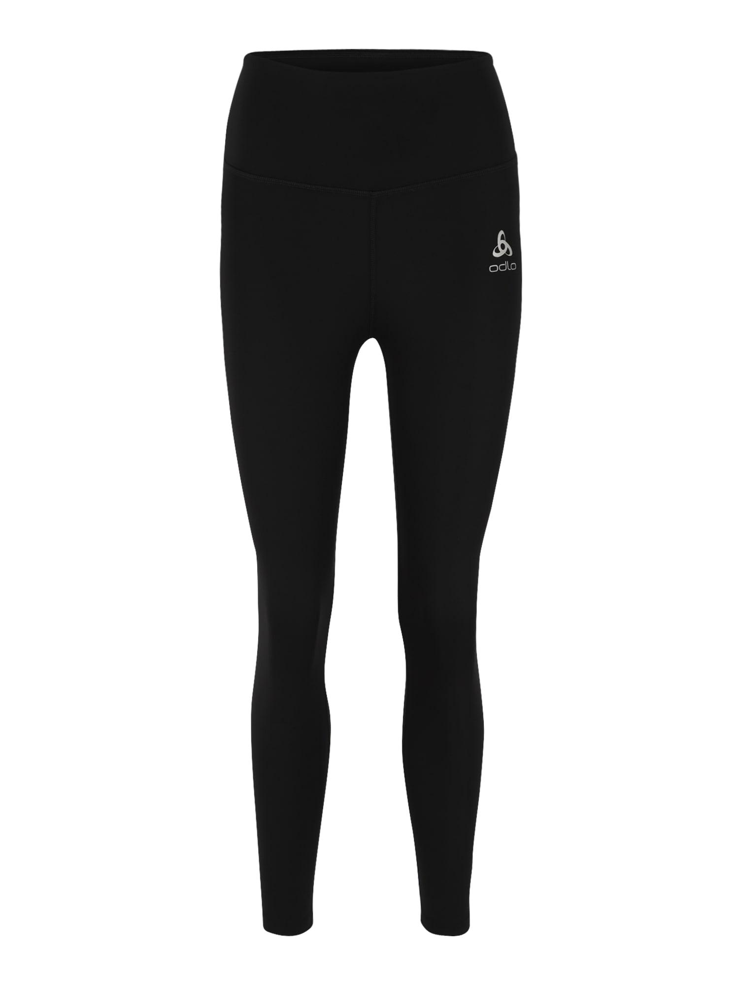 Sportovní kalhoty BL Bottom 78 SHIFT MEDIUM černá ODLO
