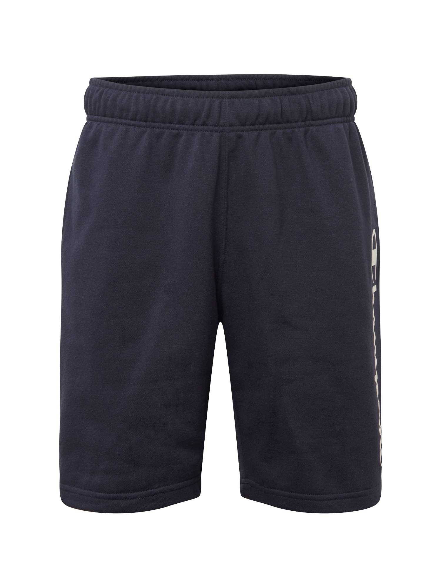 Kalhoty Bermuda tmavě modrá bílá Champion Authentic Athletic Apparel