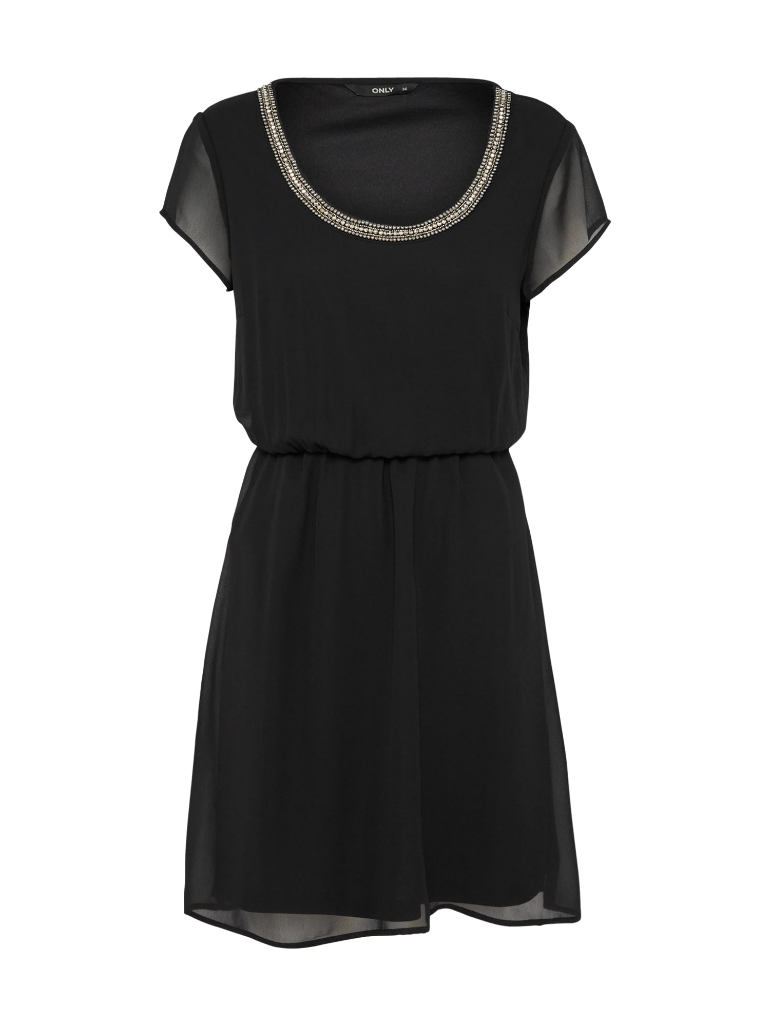 Šaty NETE DAFNE černá ONLY