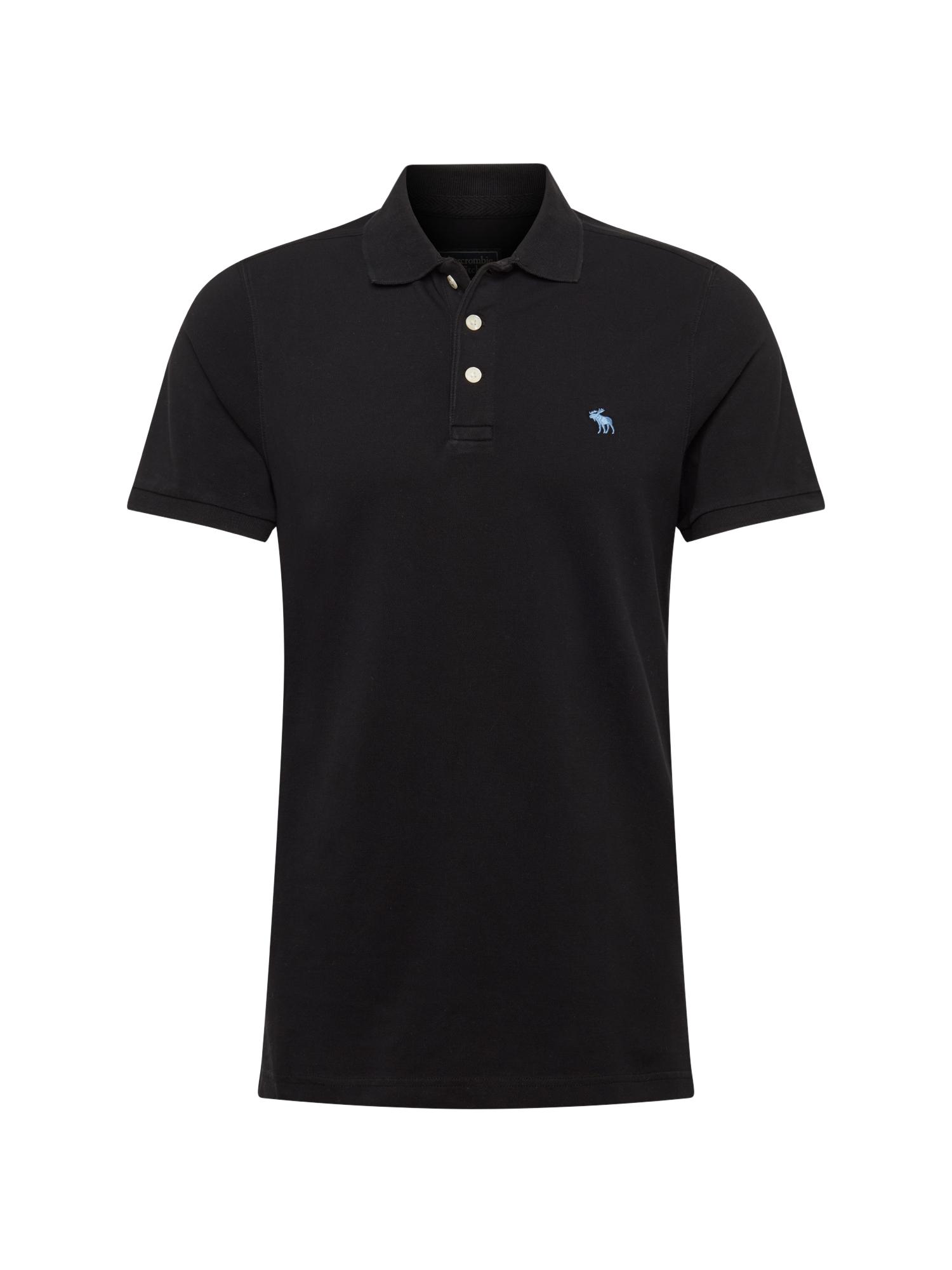 Tričko černá Abercrombie & Fitch