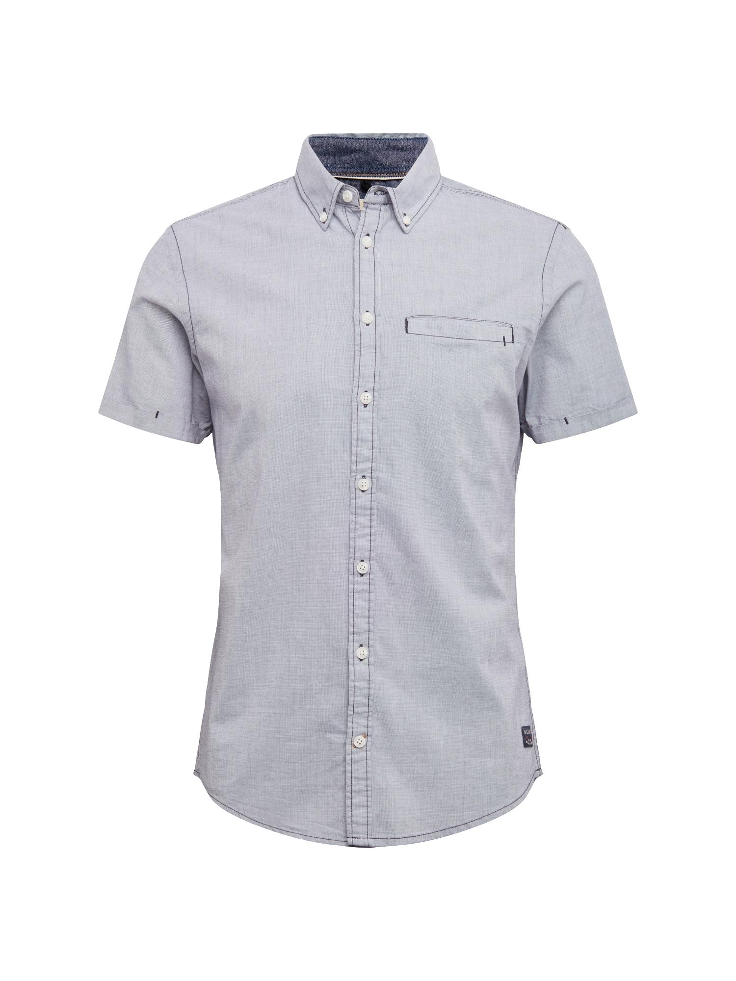 Košile tmavě modrá BLEND