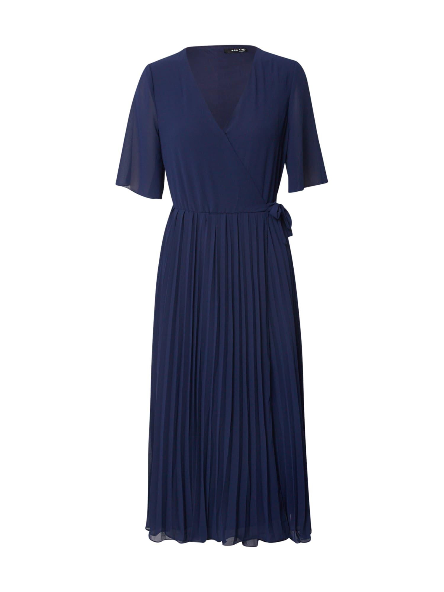 TFNC Letní šaty 'BELO'  námořnická modř