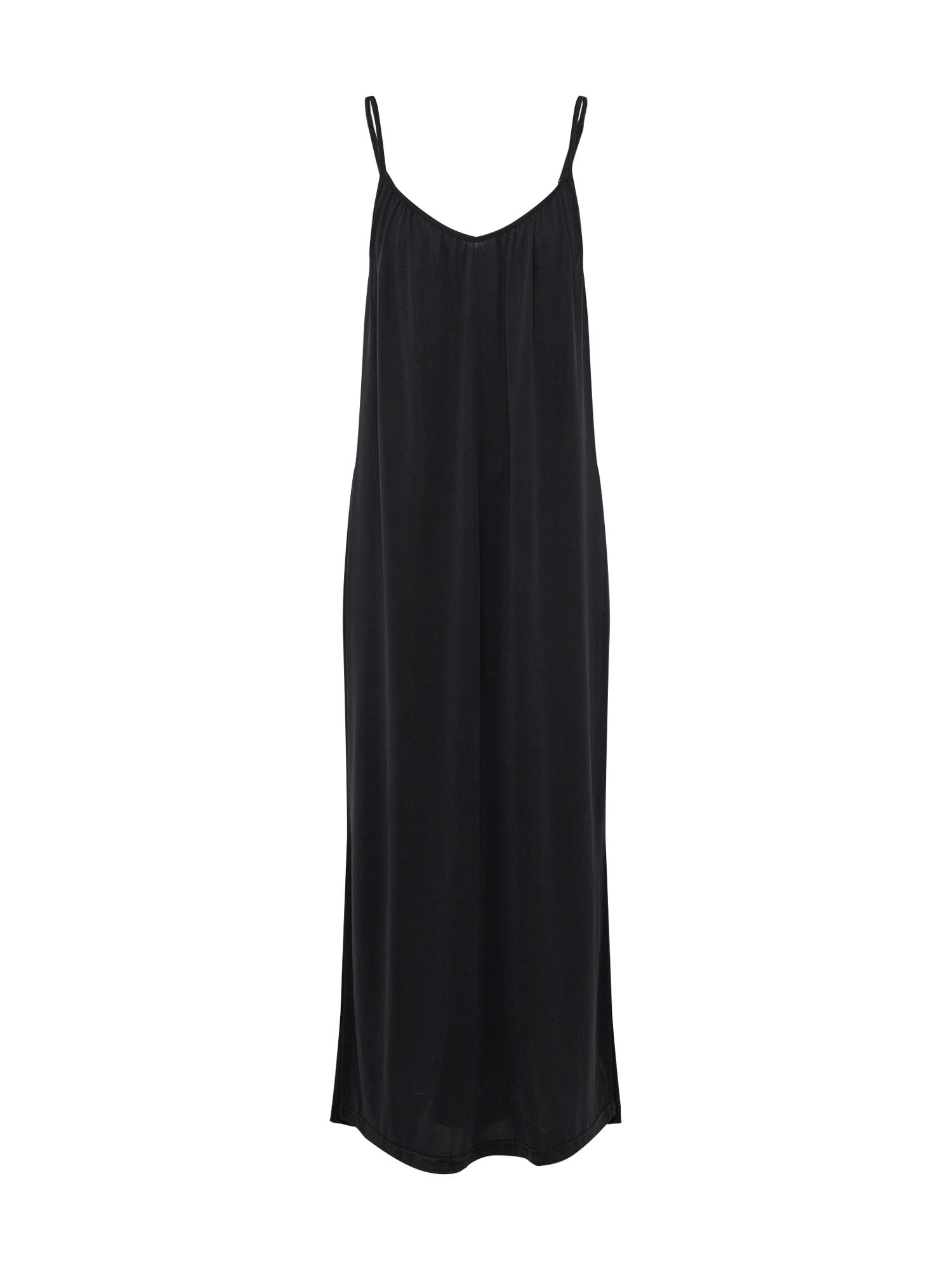Šaty černá SAINT TROPEZ