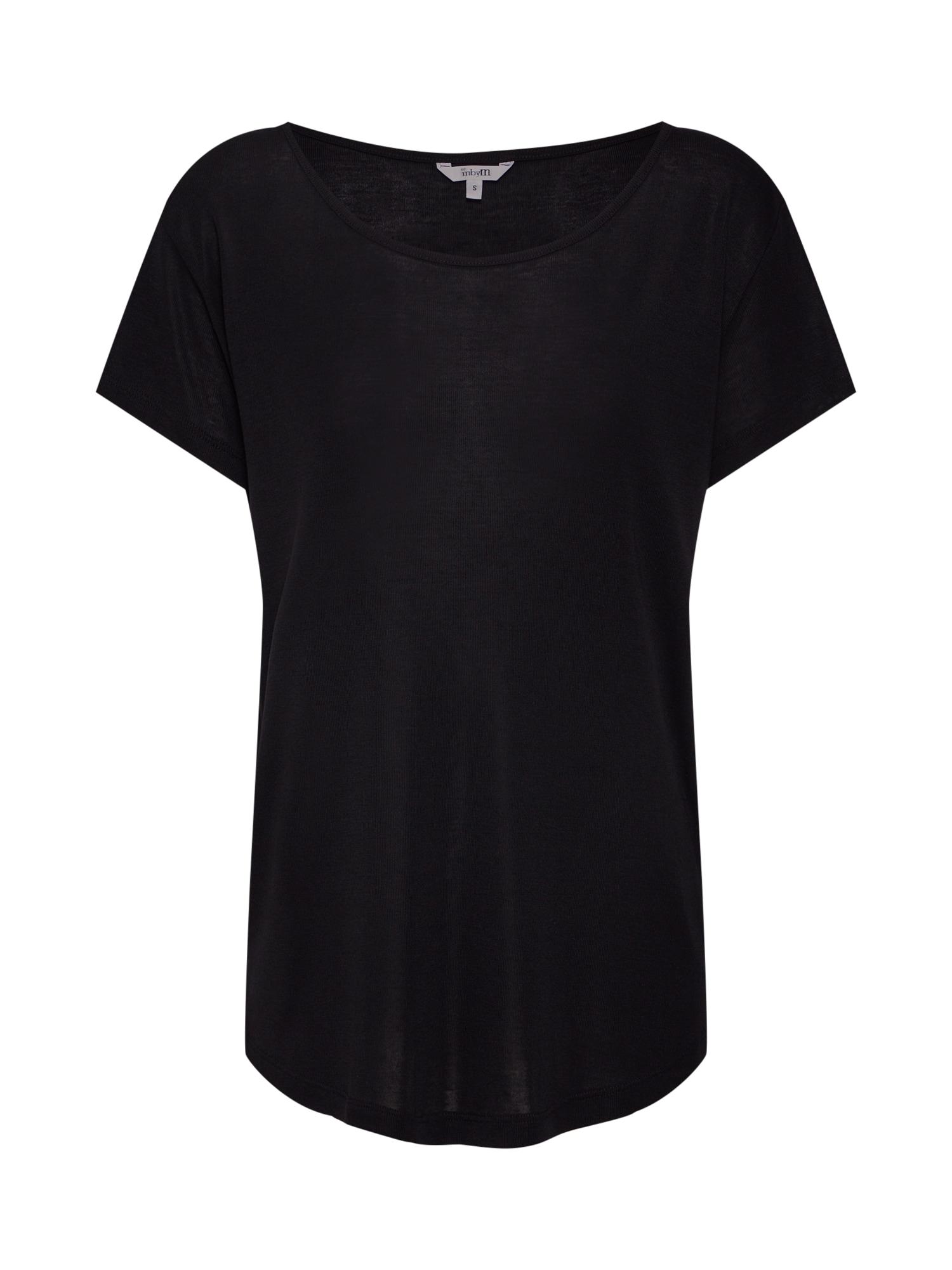 Tričko Lucianna černá Mbym