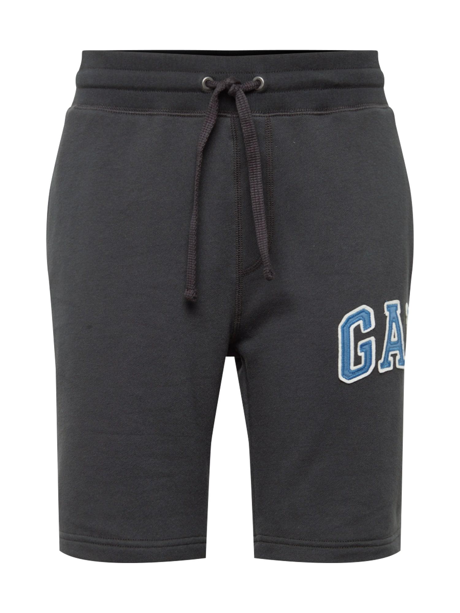 Kalhoty světlemodrá tmavě modrá GAP