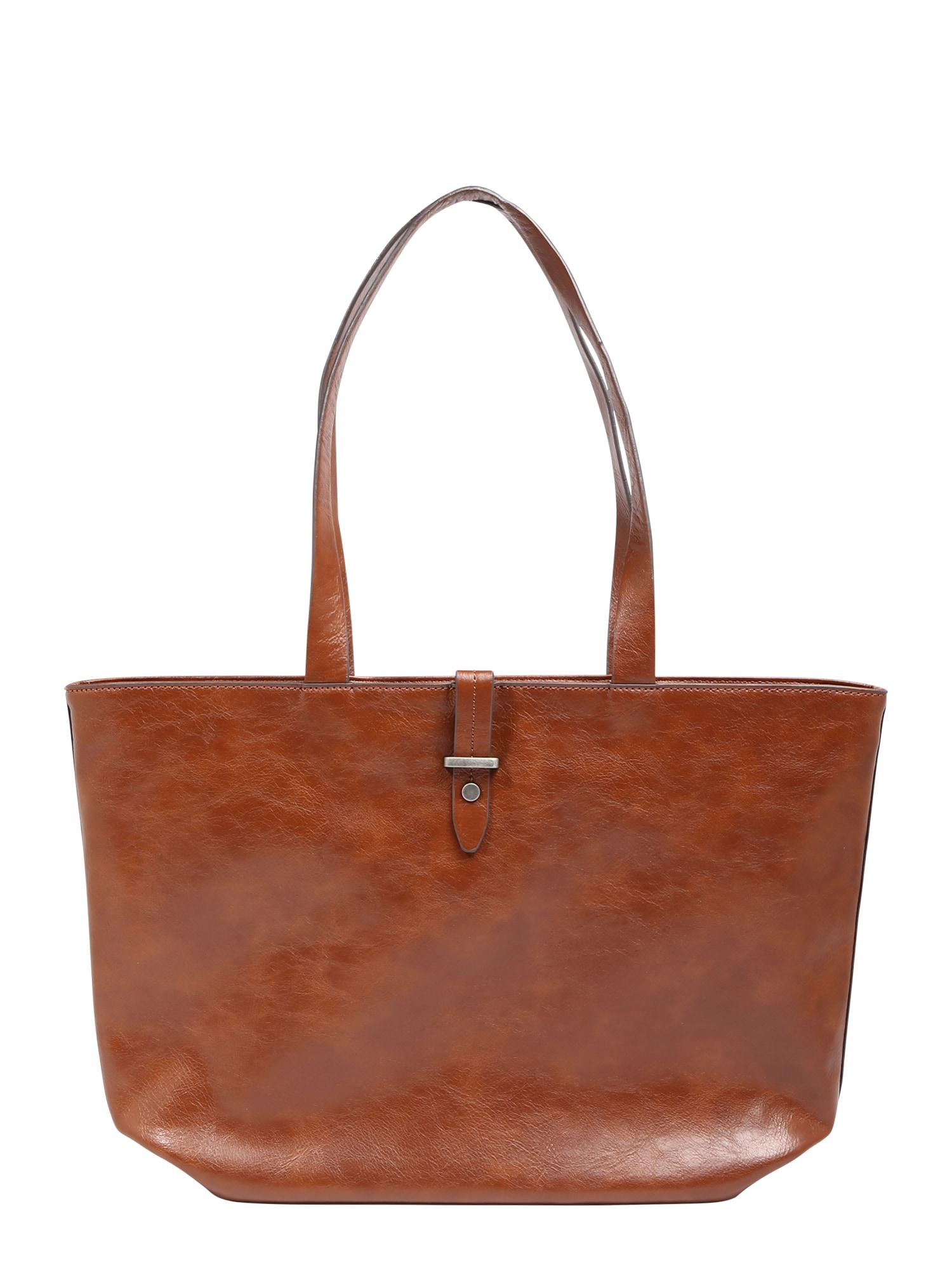 Nákupní taška Tavi hnědá ESPRIT
