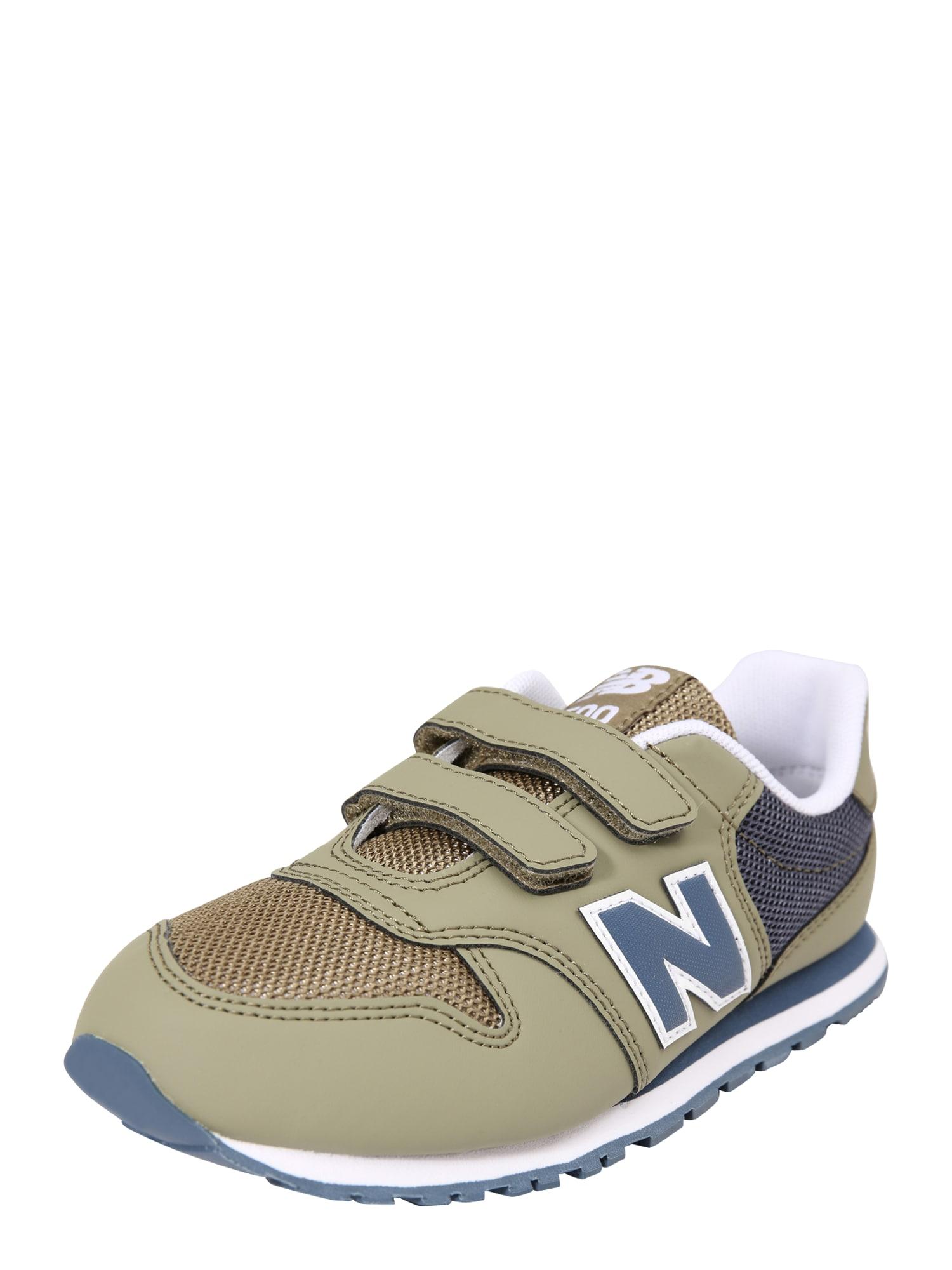 Sportovní boty YV500 M SYNTHETIC modrá khaki New Balance