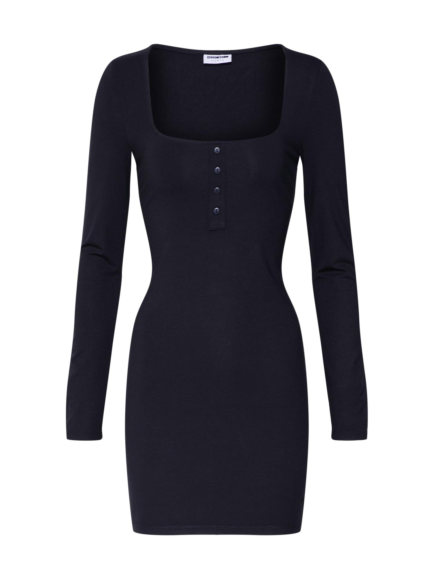 Šaty RAWA černá Noisy May