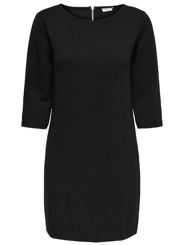 JACQUELINE De YONG Detailreiches Kleid - broschei