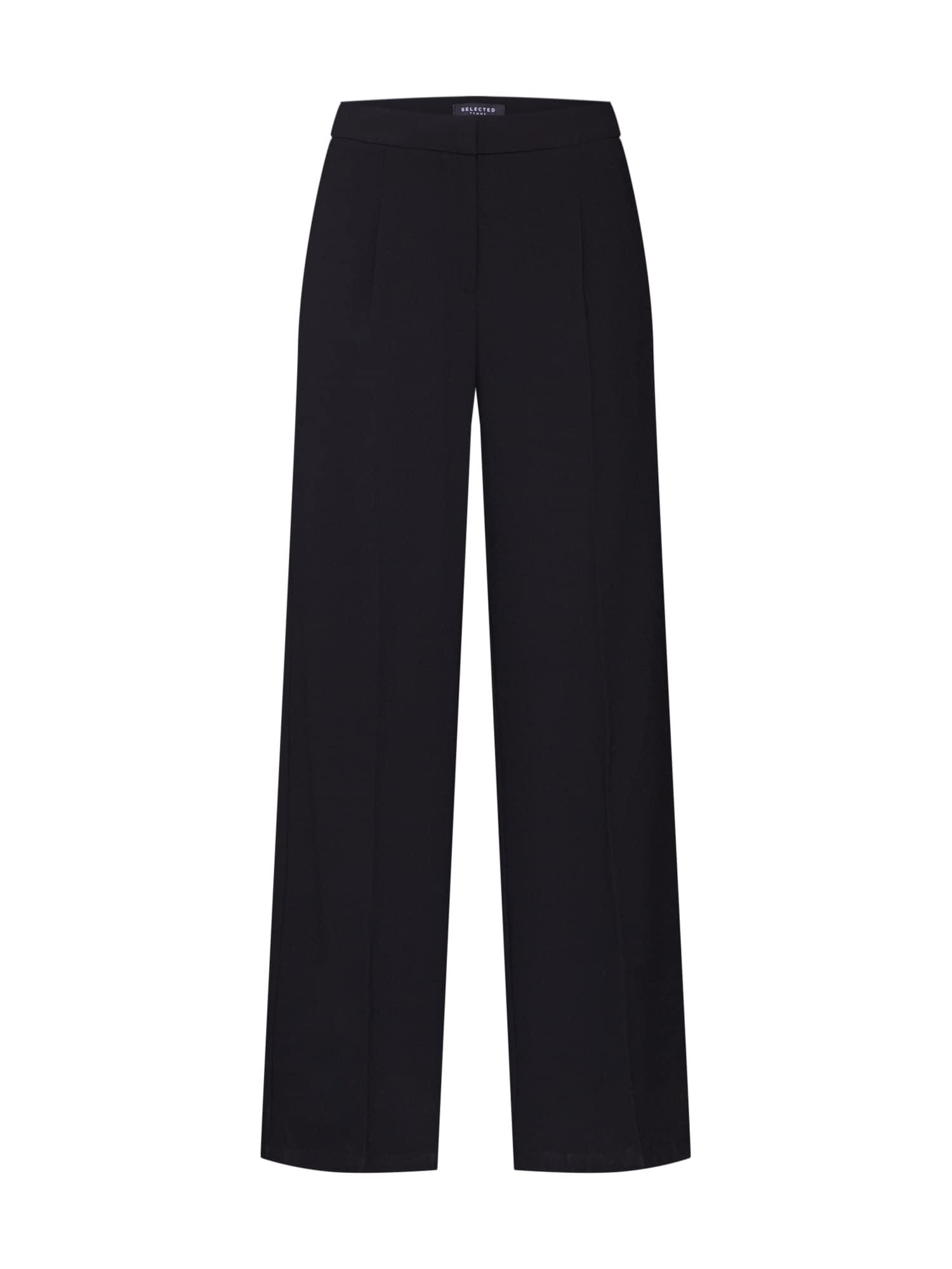Kalhoty TINNI černá SELECTED FEMME