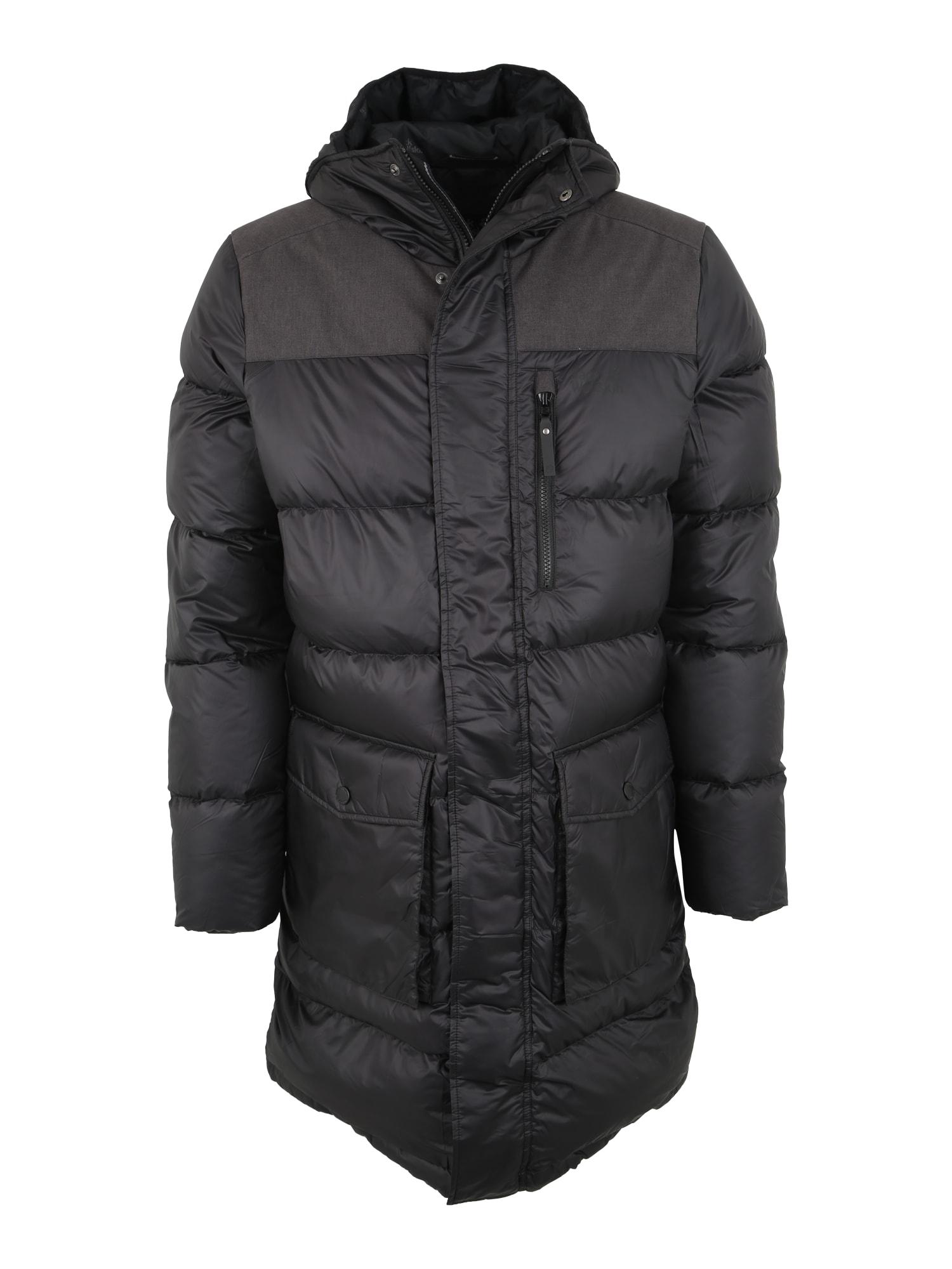 Outdoorová bunda RICHMOND černá JACK WOLFSKIN