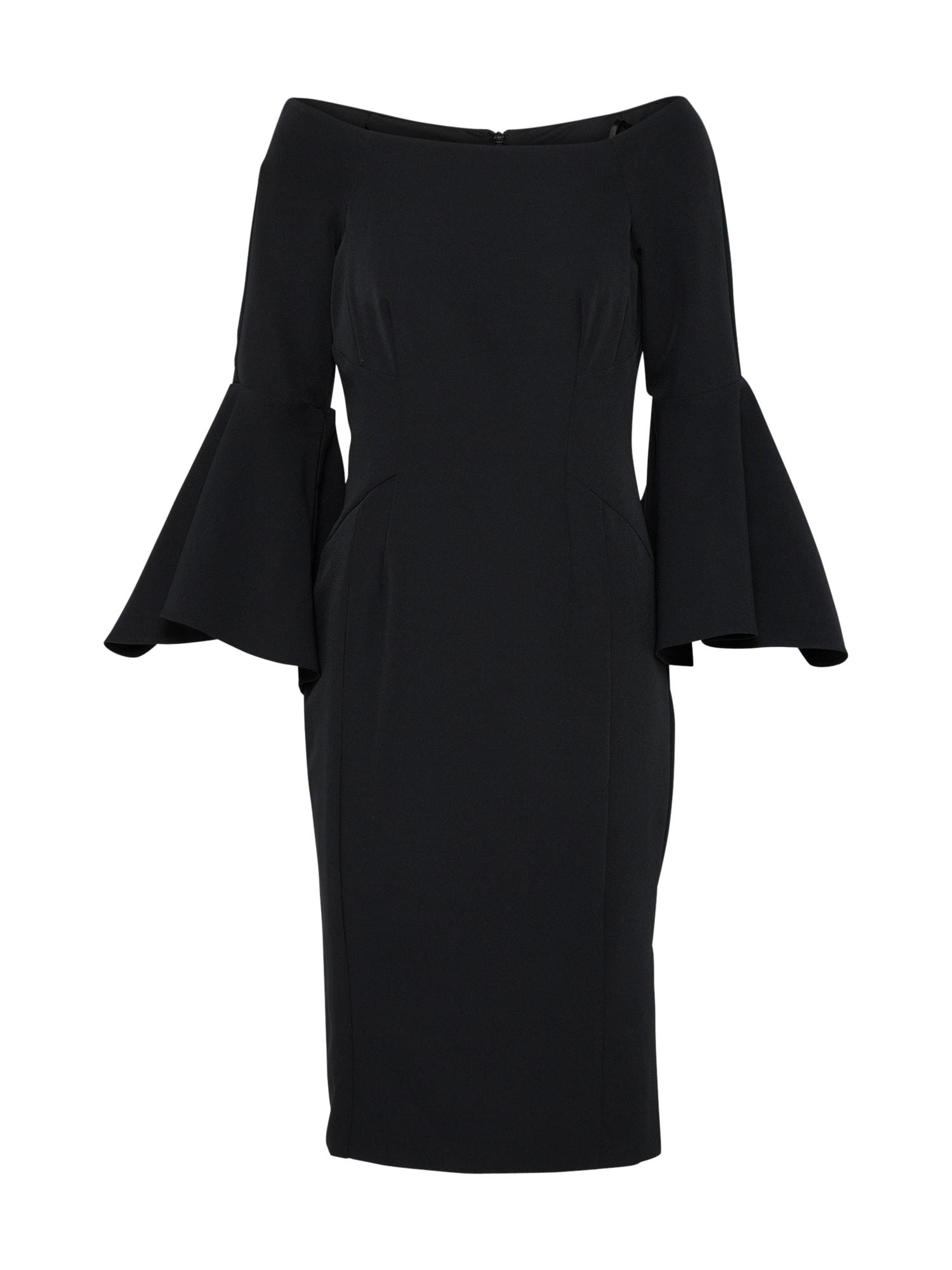 Koktejlové šaty ROXIE černá Coast