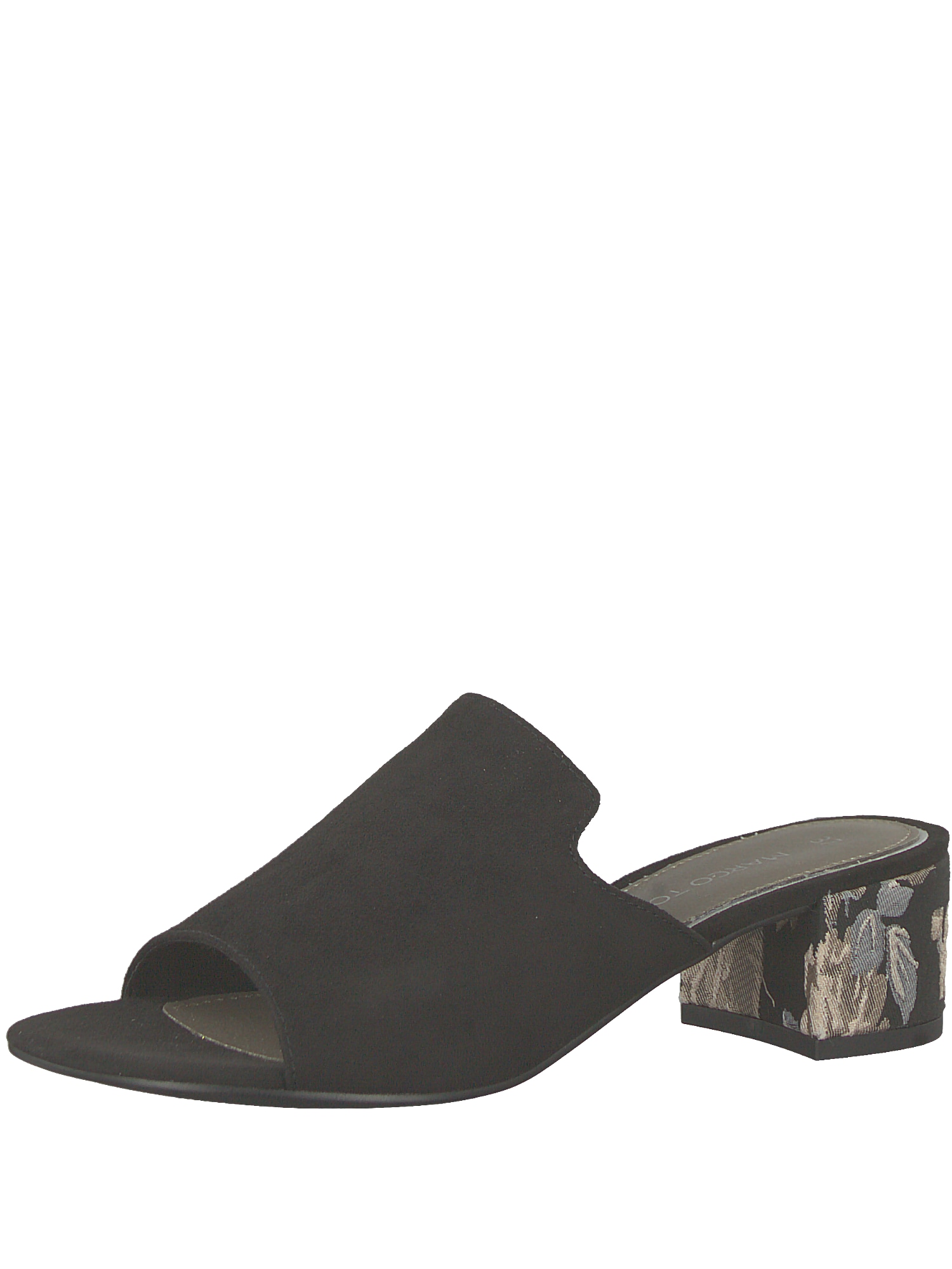 Slipper Mule černá MARCO TOZZI