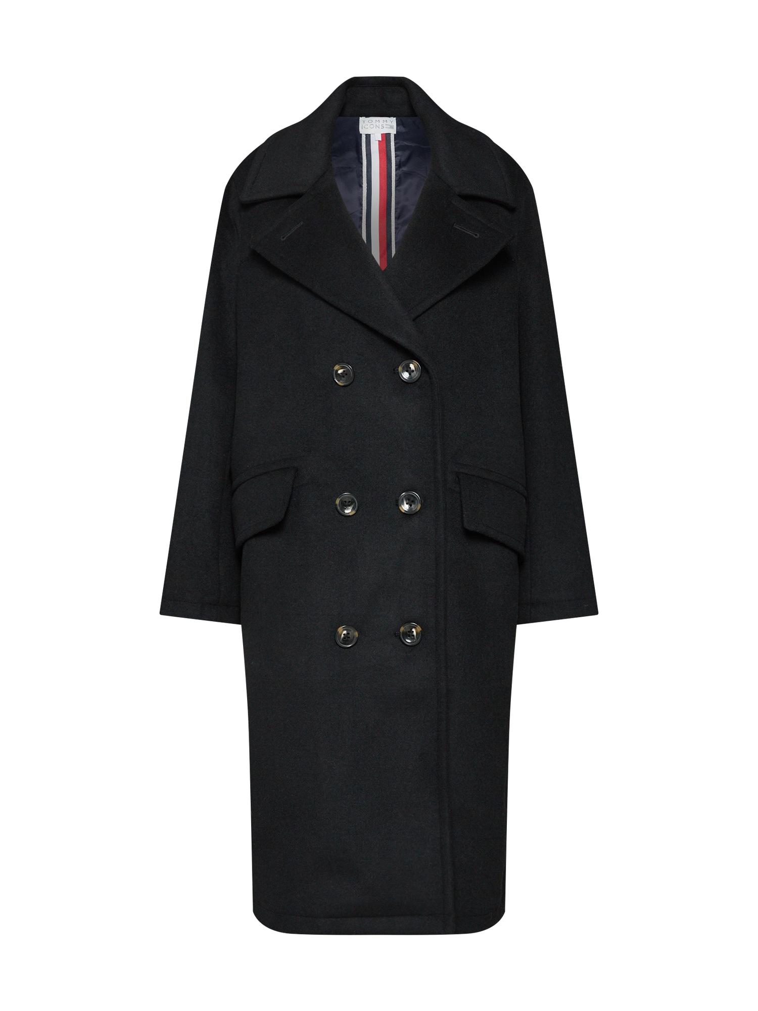 Zimní kabát Candice černá TOMMY HILFIGER
