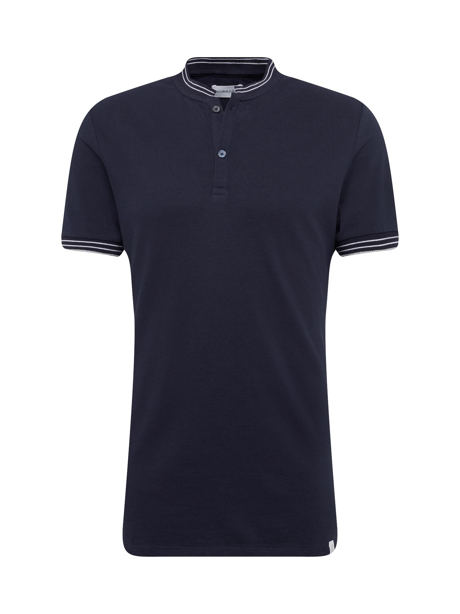 Tričko tmavě modrá NOWADAYS