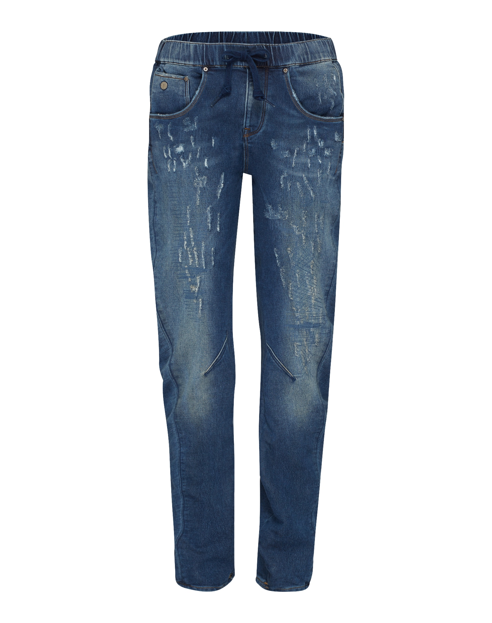 G-STAR RAW Dames Jeans Boyfriend blue denim