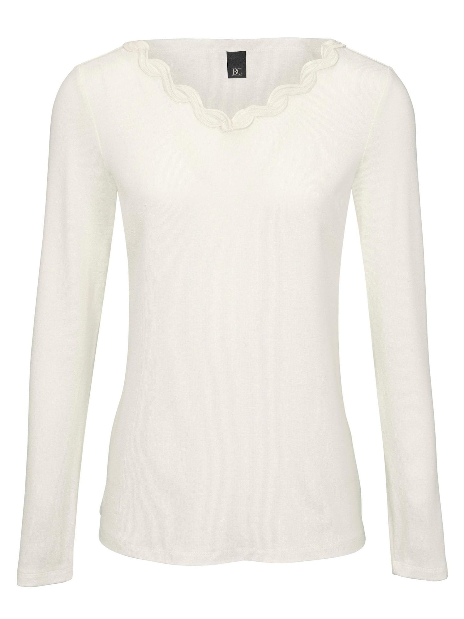 Tričko krémová Heine