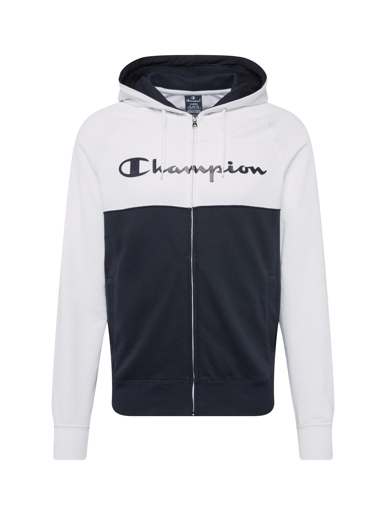 Domácí oblečení černá bílá Champion Authentic Athletic Apparel
