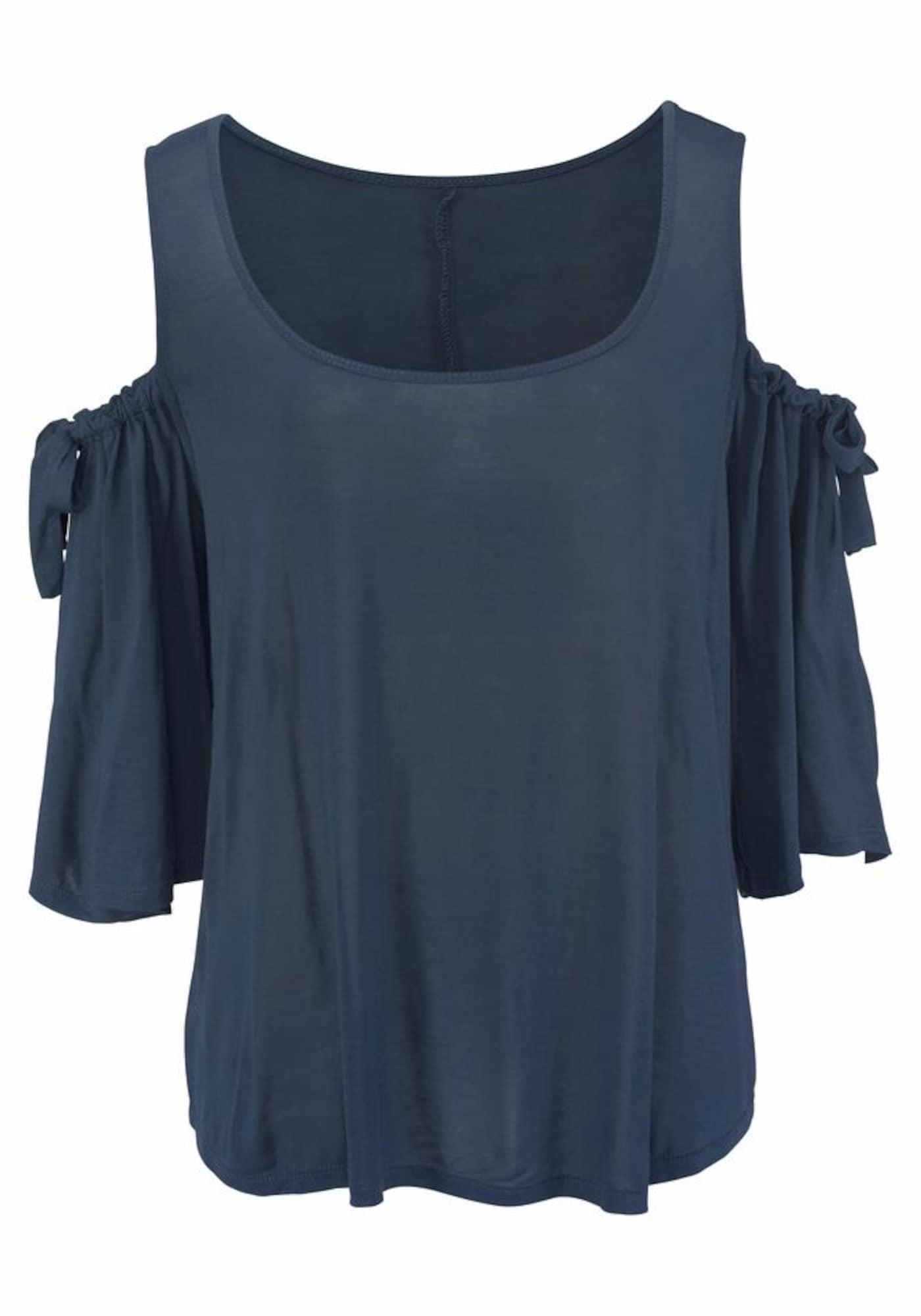Tričko modrá LASCANA