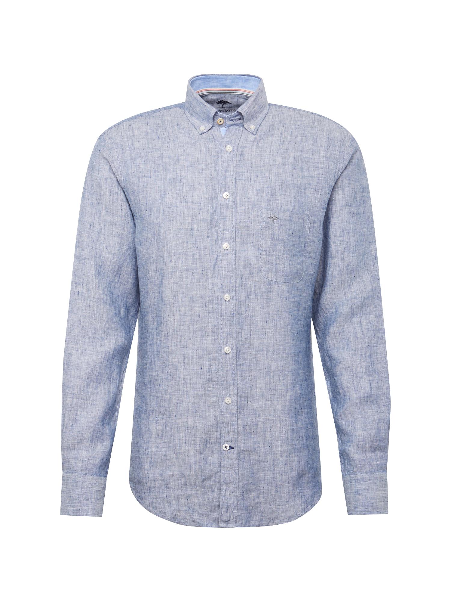 Košile námořnická modř FYNCH-HATTON