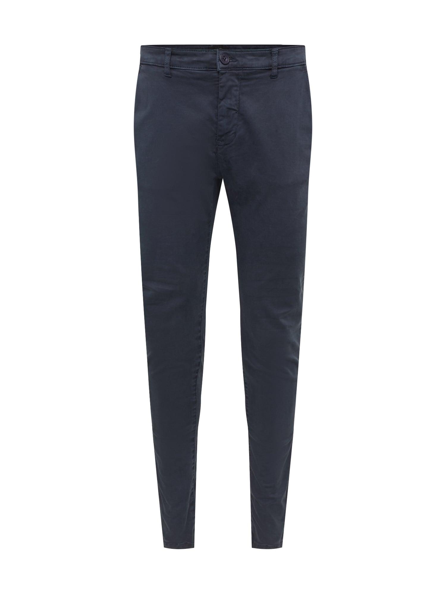Chino kalhoty námořnická modř Casual Friday
