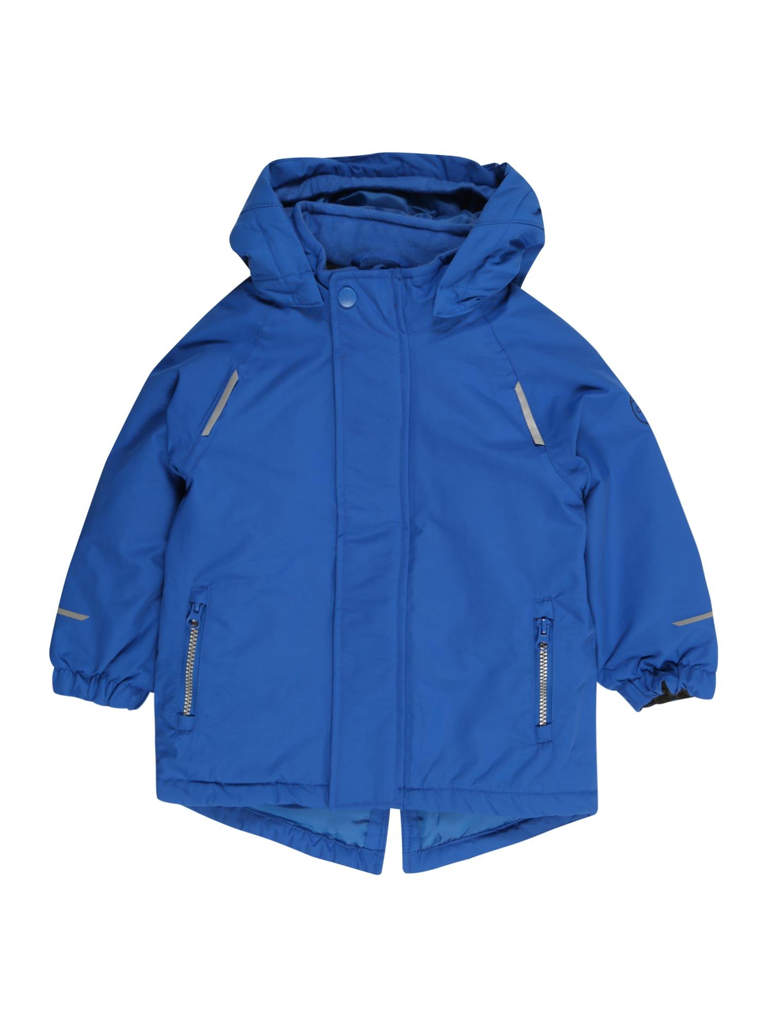 Přechodná bunda Snow03 královská modrá NAME IT