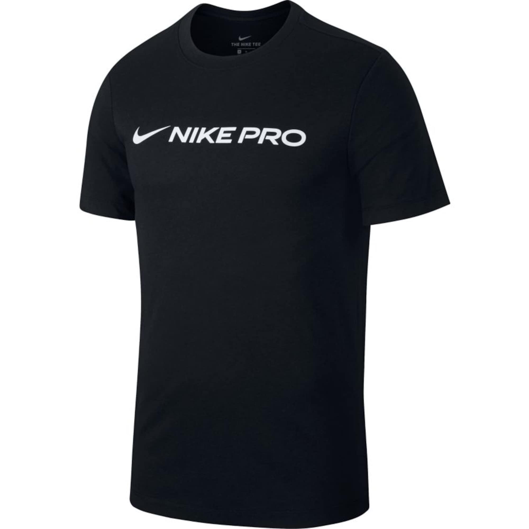 Funkční tričko M NK DRY TEE PRO černá NIKE