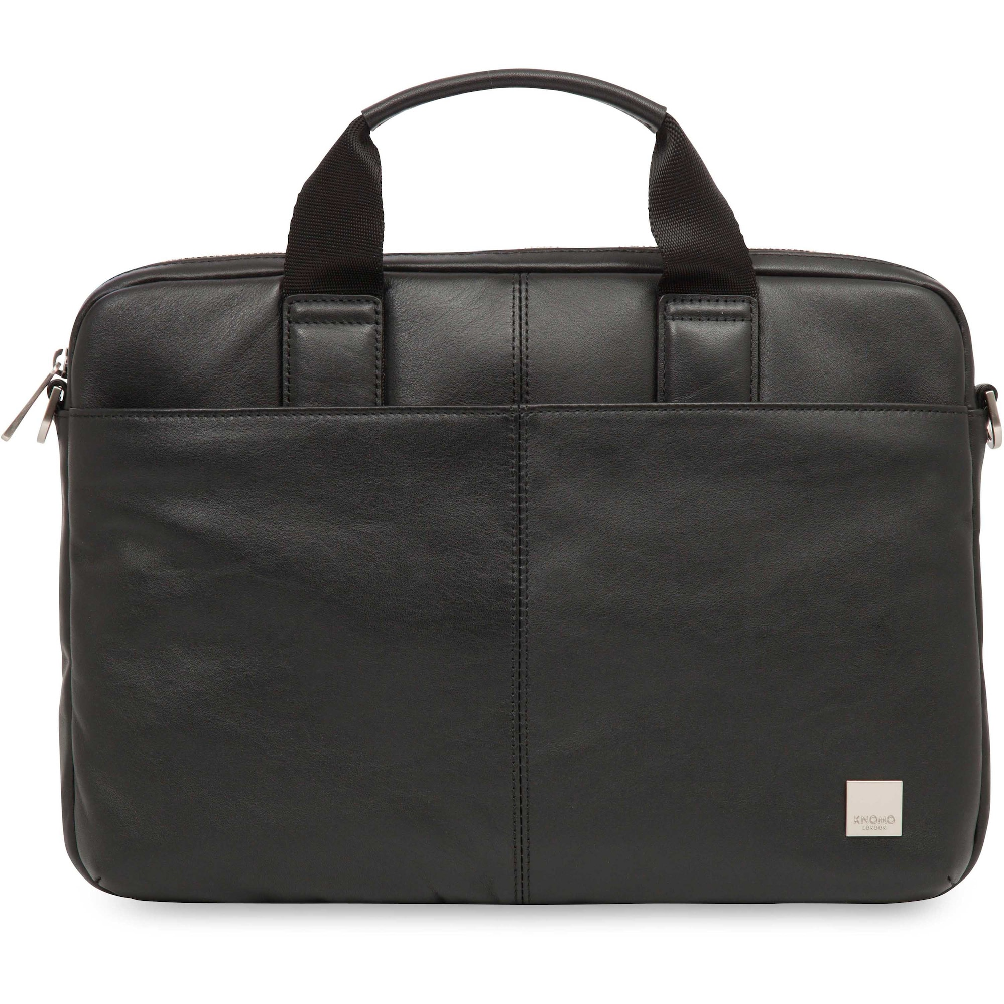 Laptoptasche 'Brompton' | Taschen > Business Taschen | Schwarz | Knomo