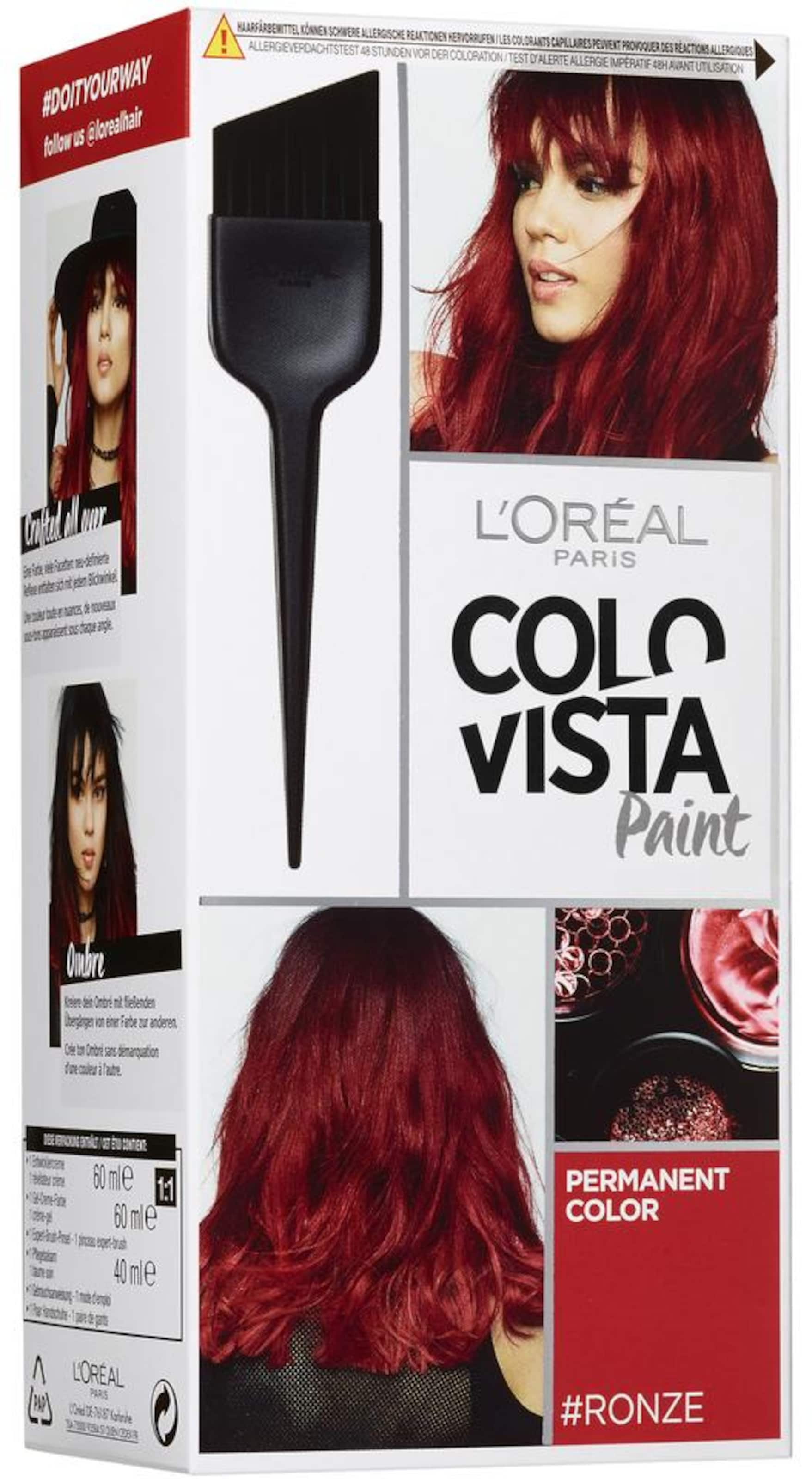 l´oréal paris - ´Colovista Permanent Paint´, Coloration