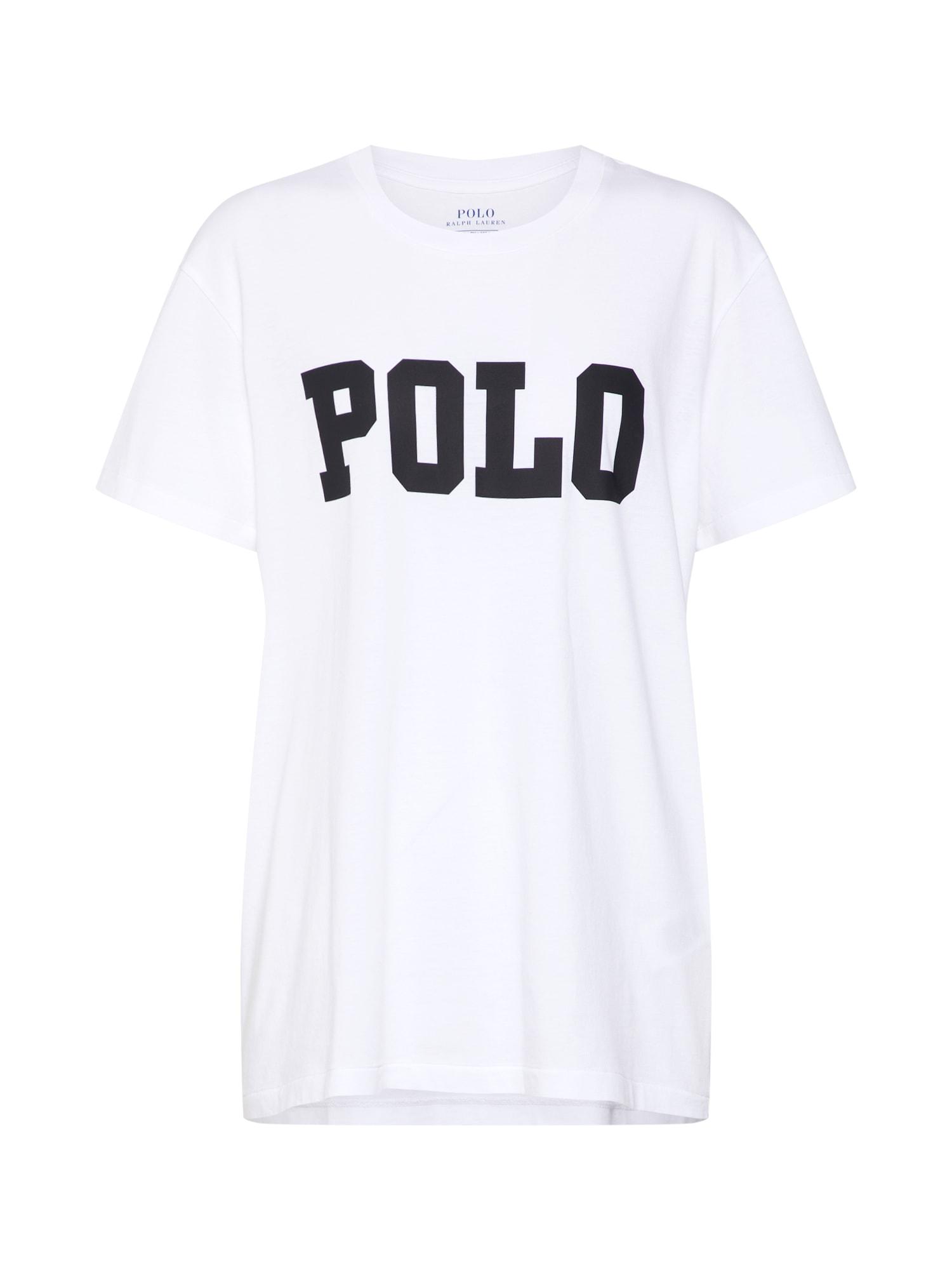 Tričko BIG POLO bílá POLO RALPH LAUREN