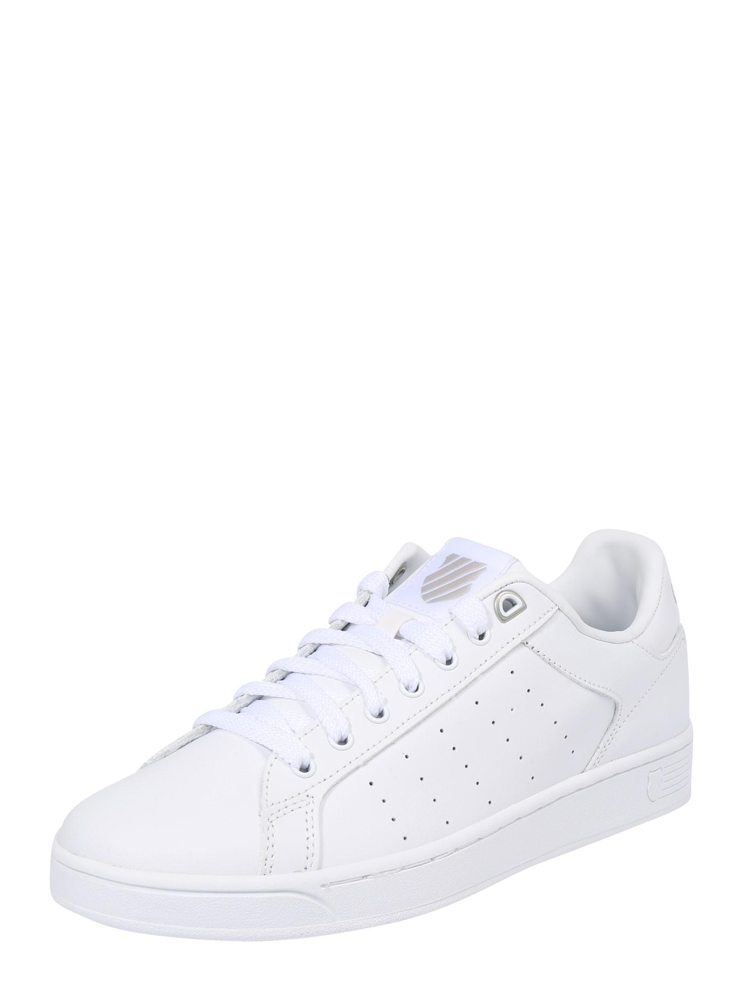 Tenisky Clean Court CMF M šedá bílá K-SWISS
