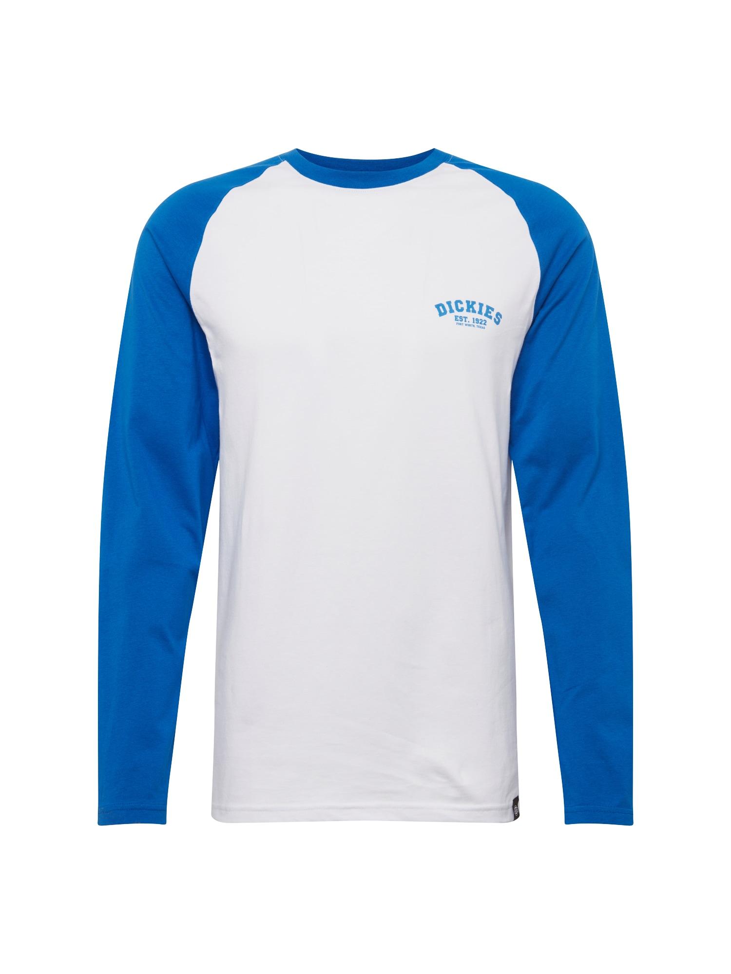 Tričko Baseball královská modrá bílá DICKIES