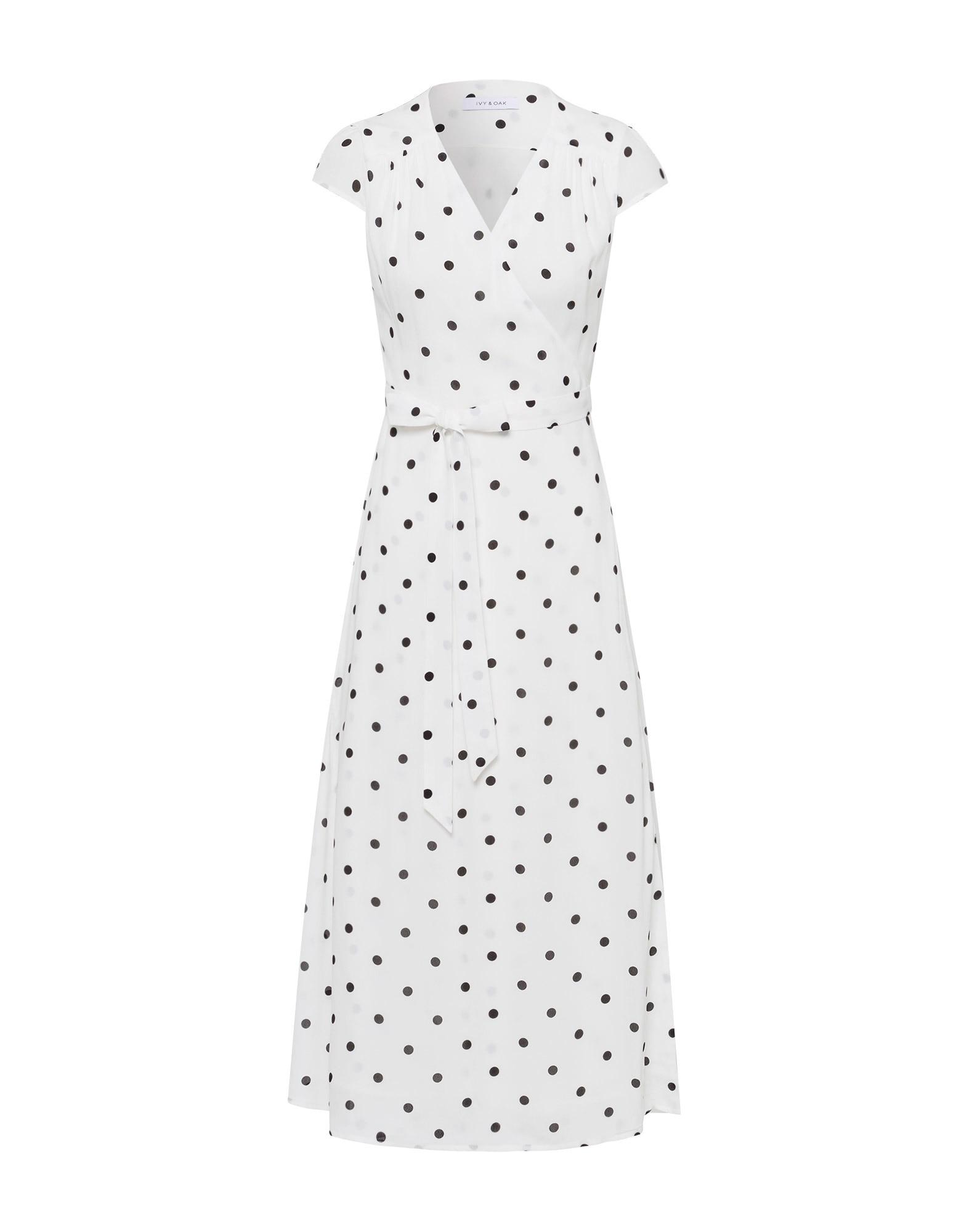 Šaty černá bílá IVY & OAK