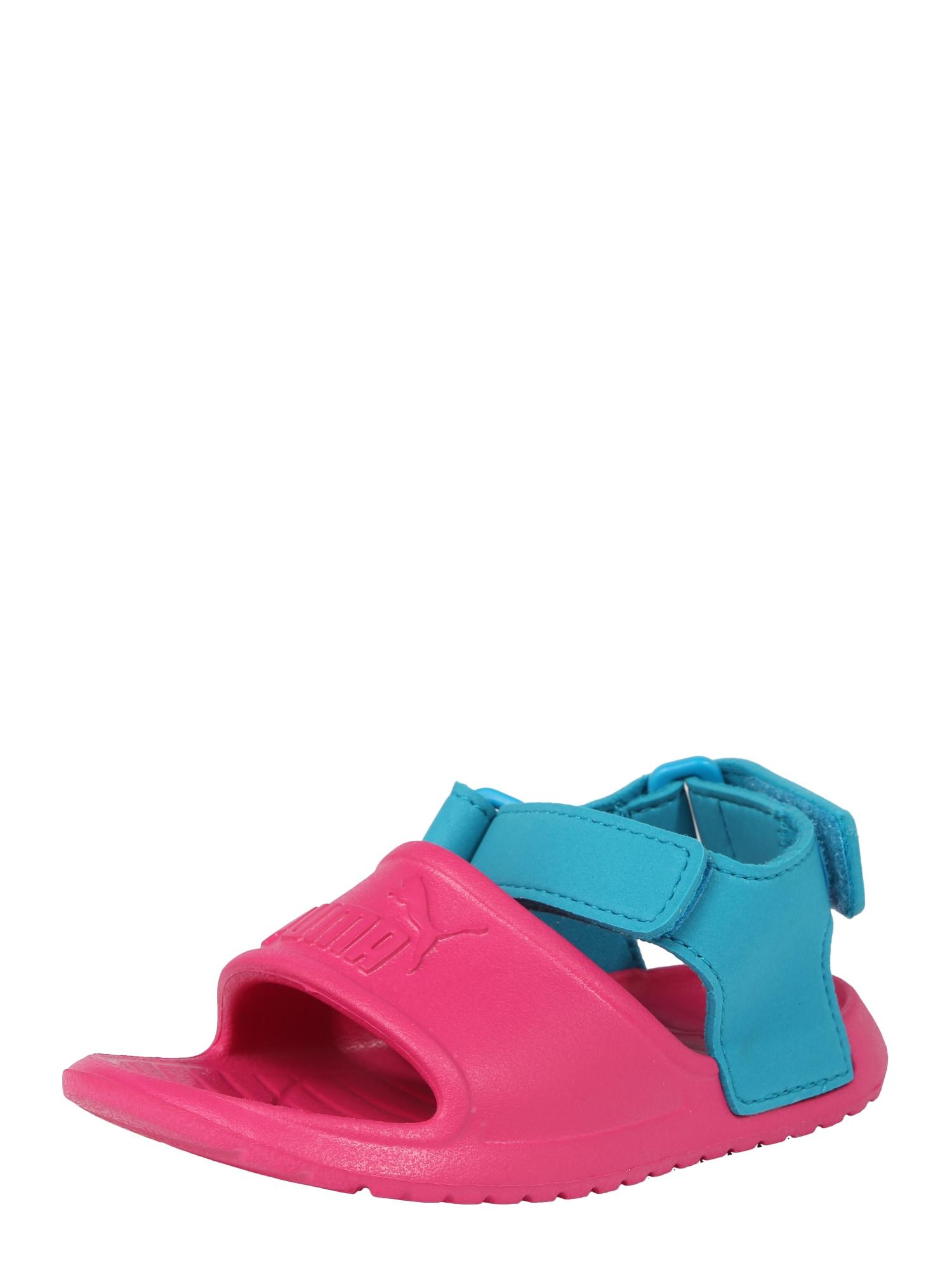 Otevřená obuv Divecat v2 Injex Inf pink PUMA