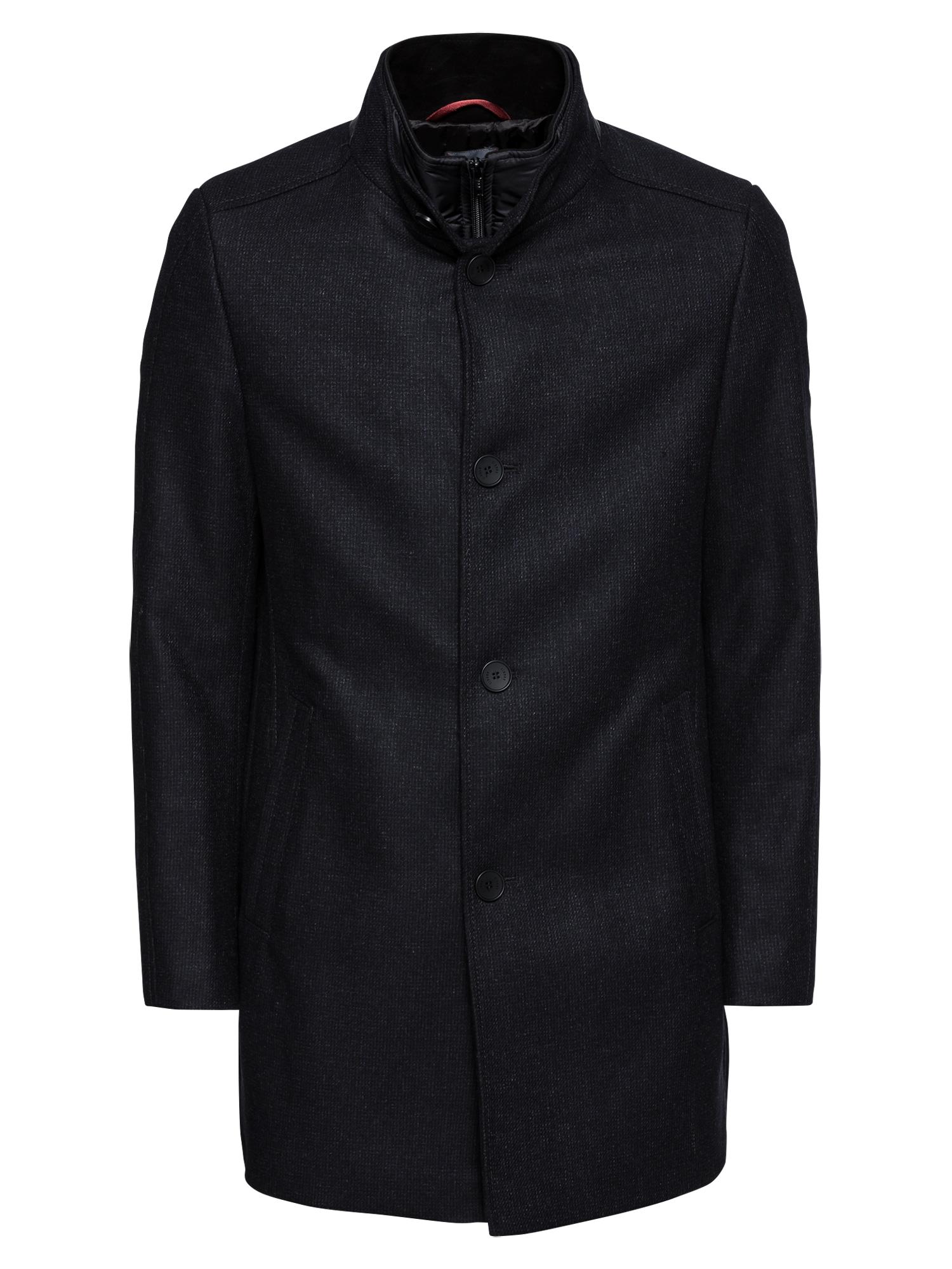 Zimní bunda CIOXFORD_BP černá CINQUE