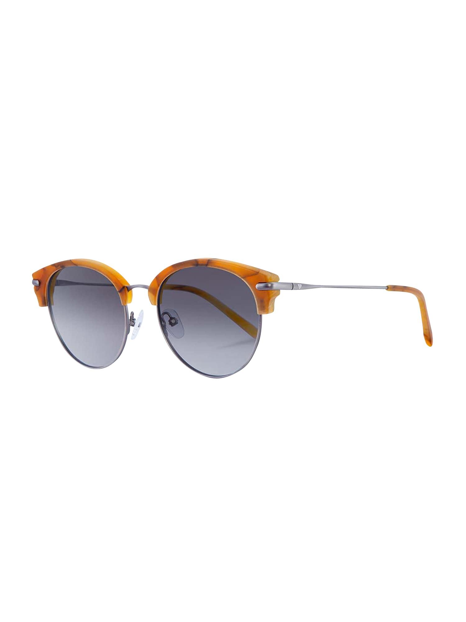 Sluneční brýle Carl žlutá šedá Kerbholz