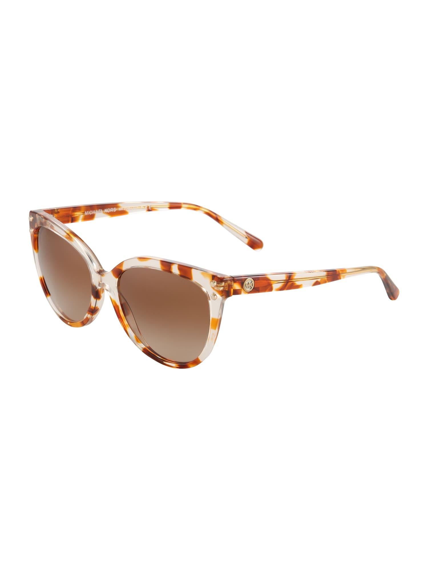 Sluneční brýle JAN béžová mix barev Michael Kors